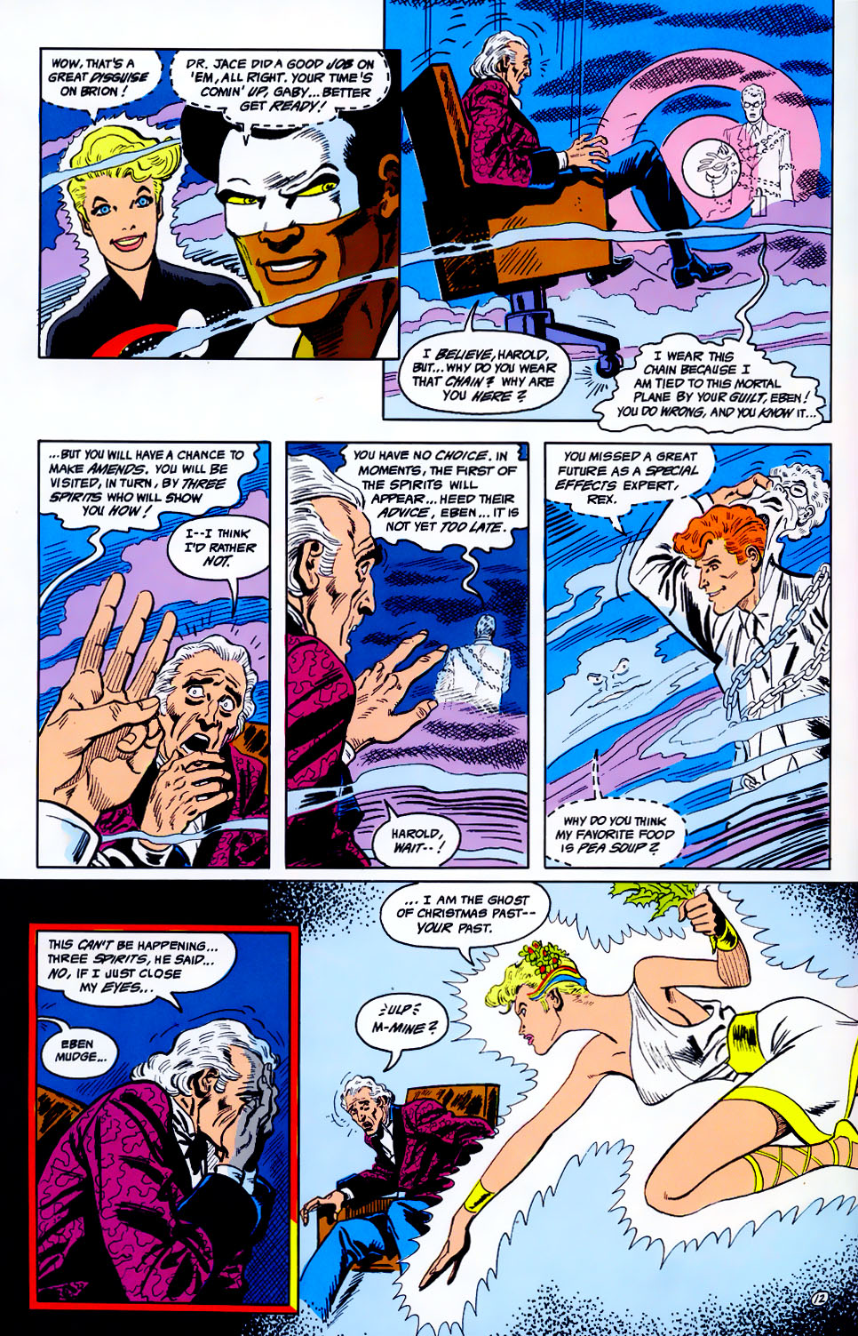 Read online Adventures of the Outsiders comic -  Issue #43 - 13