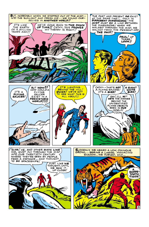 Read online Amazing Adventures (1961) comic -  Issue #3 - 4