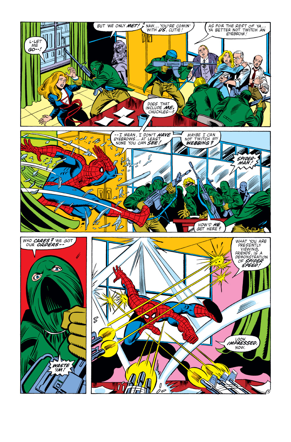 The Amazing Spider-Man (1963) 210 Page 5