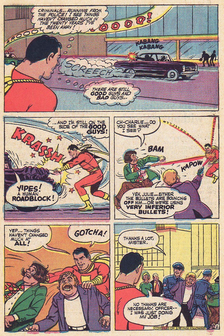Read online Shazam! (1973) comic -  Issue #1 - 9