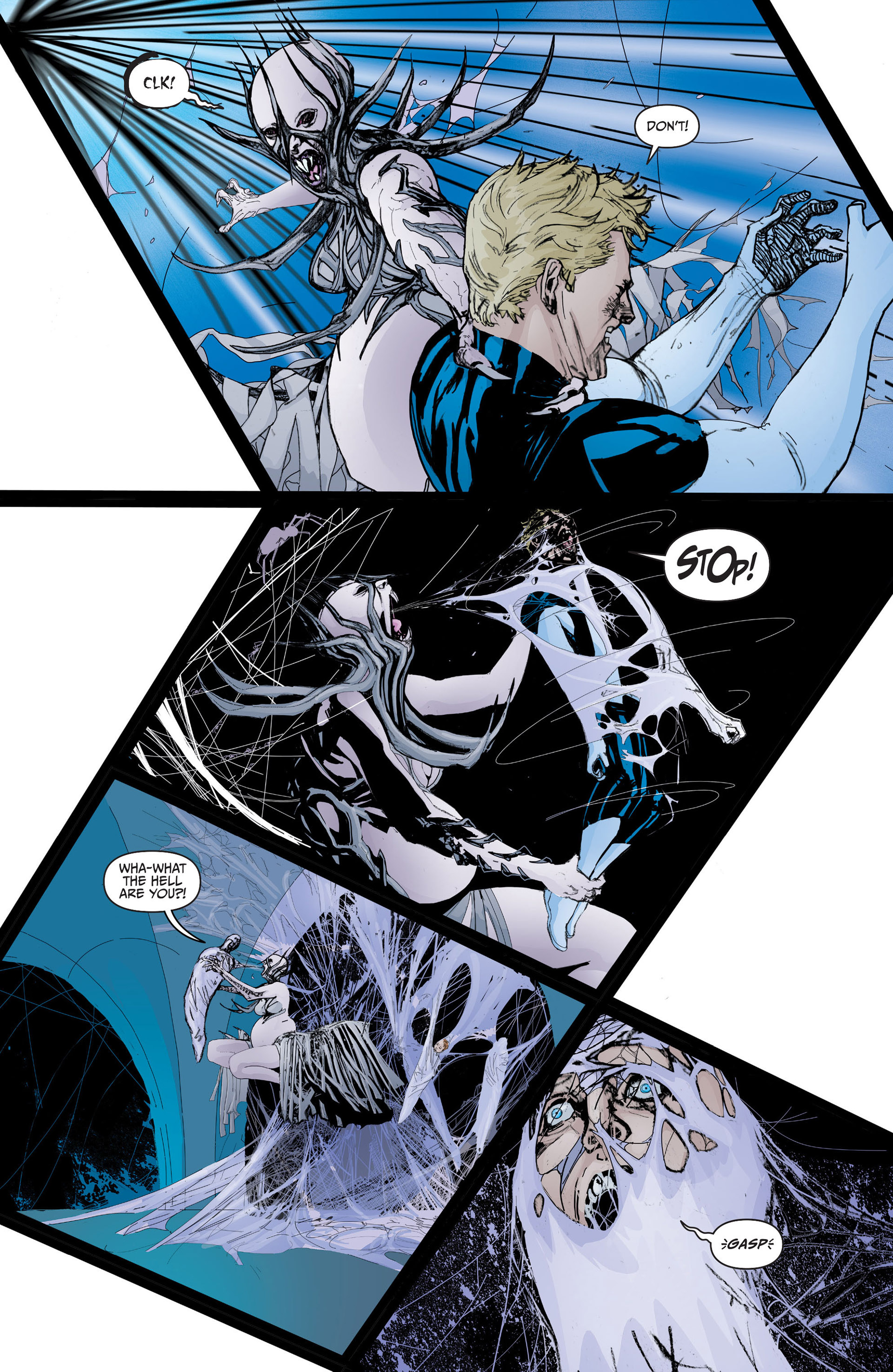 Read online Animal Man (2011) comic -  Issue #Animal Man (2011) _Annual 2 - 22