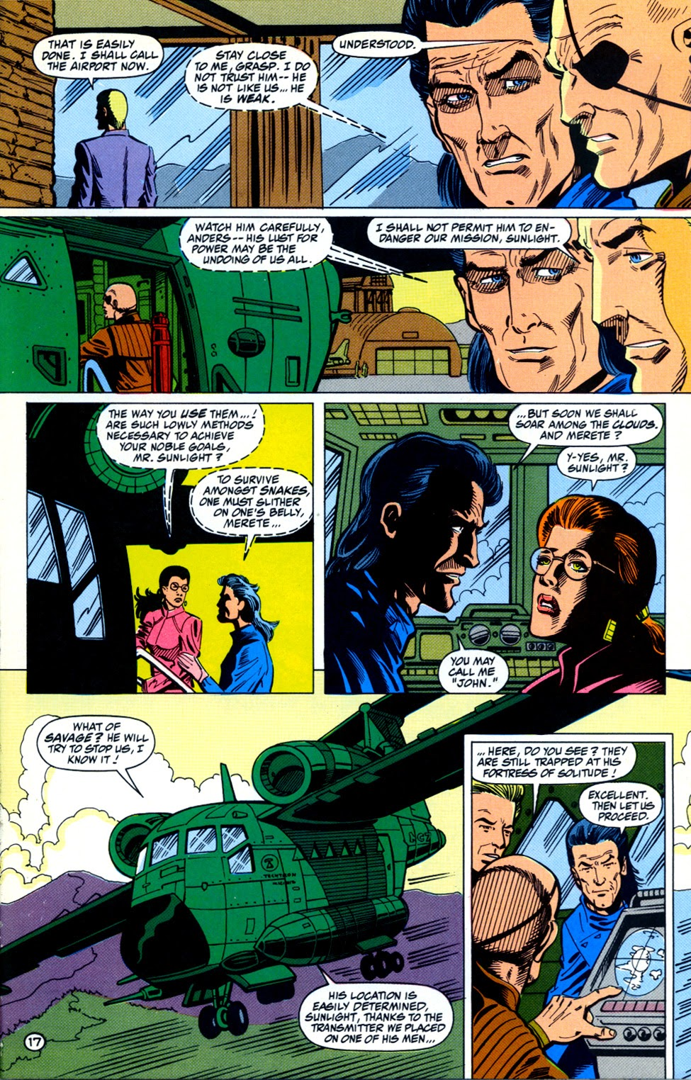 Doc Savage (1988) issue 12 - Page 19
