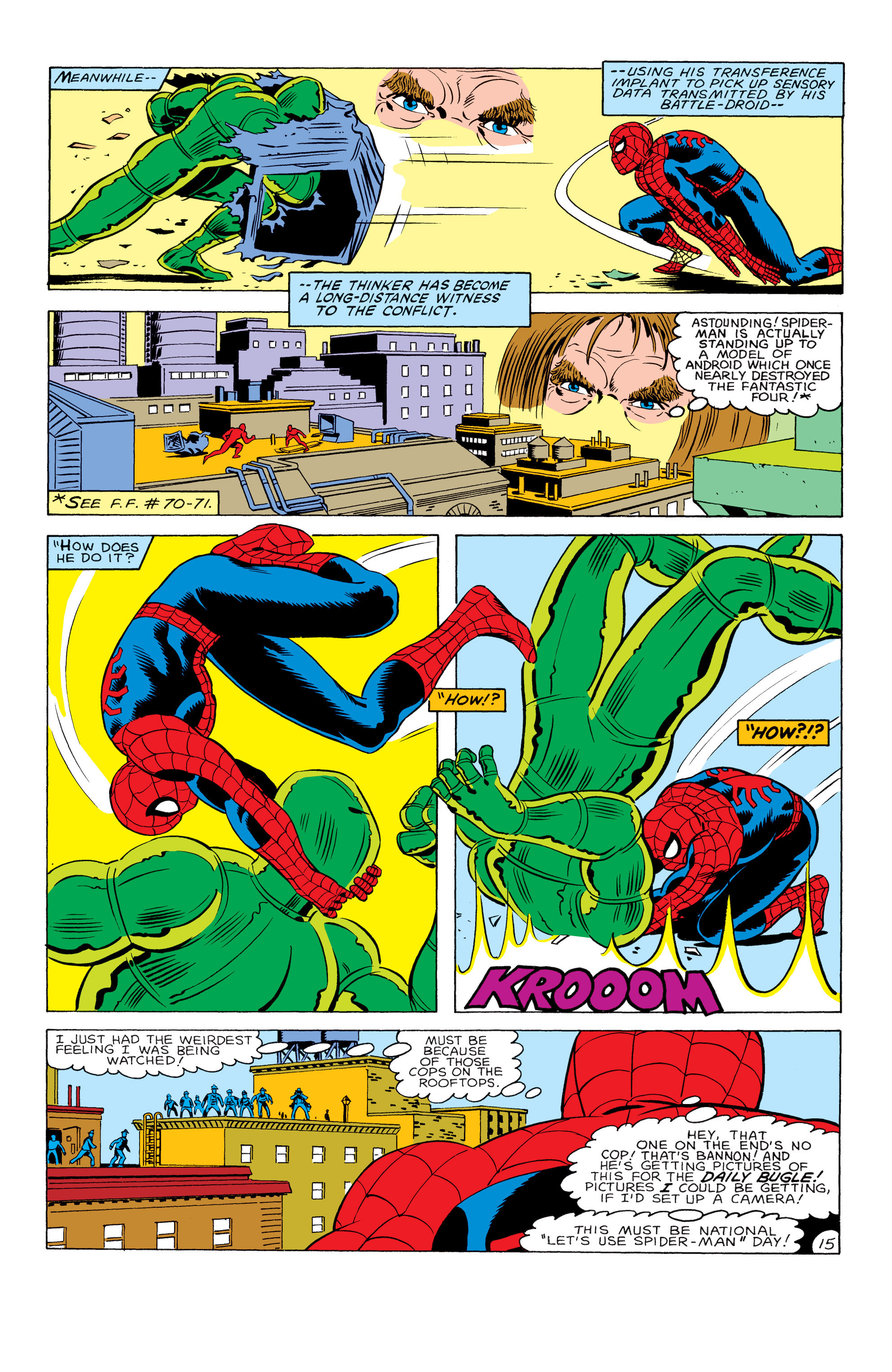 The Amazing Spider-Man (1963) 242 Page 15