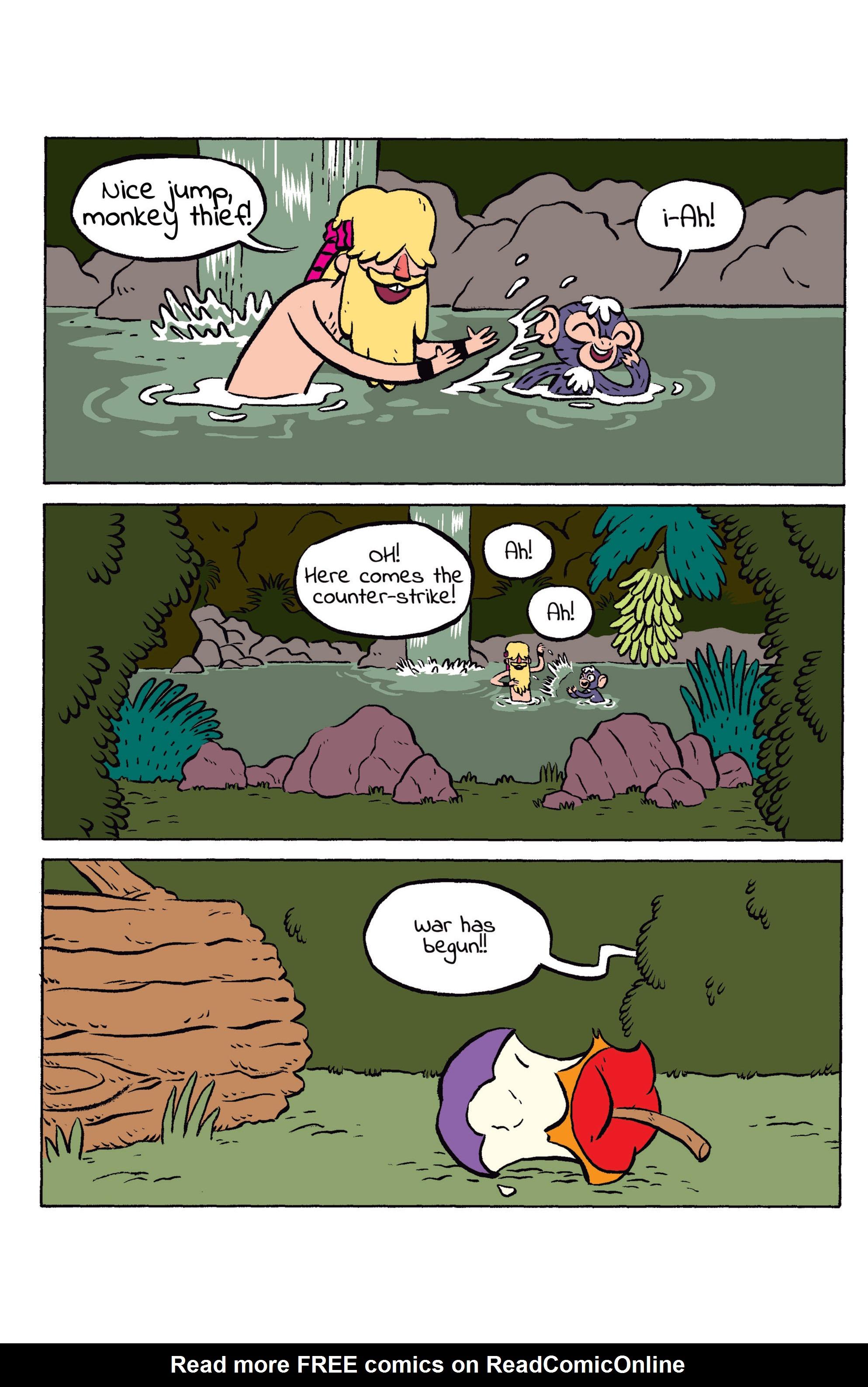 Read online Rad Island comic -  Issue # Full - 25