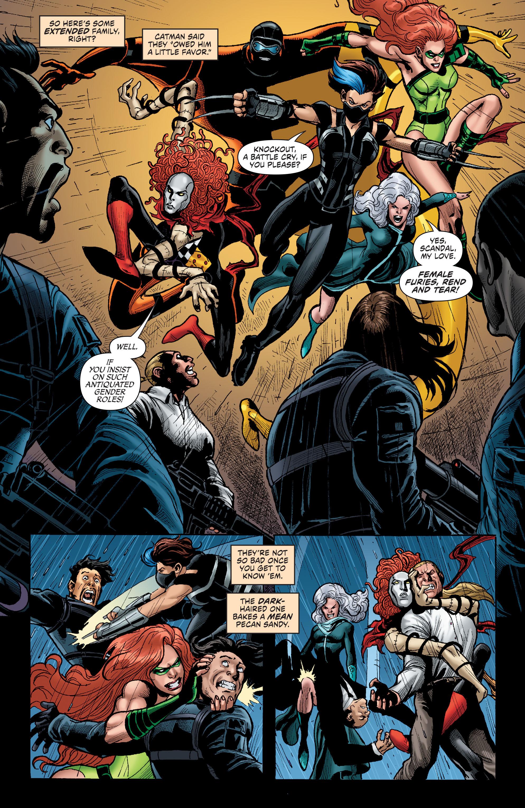 Read online Secret Six (2015) comic -  Issue #14 - 9