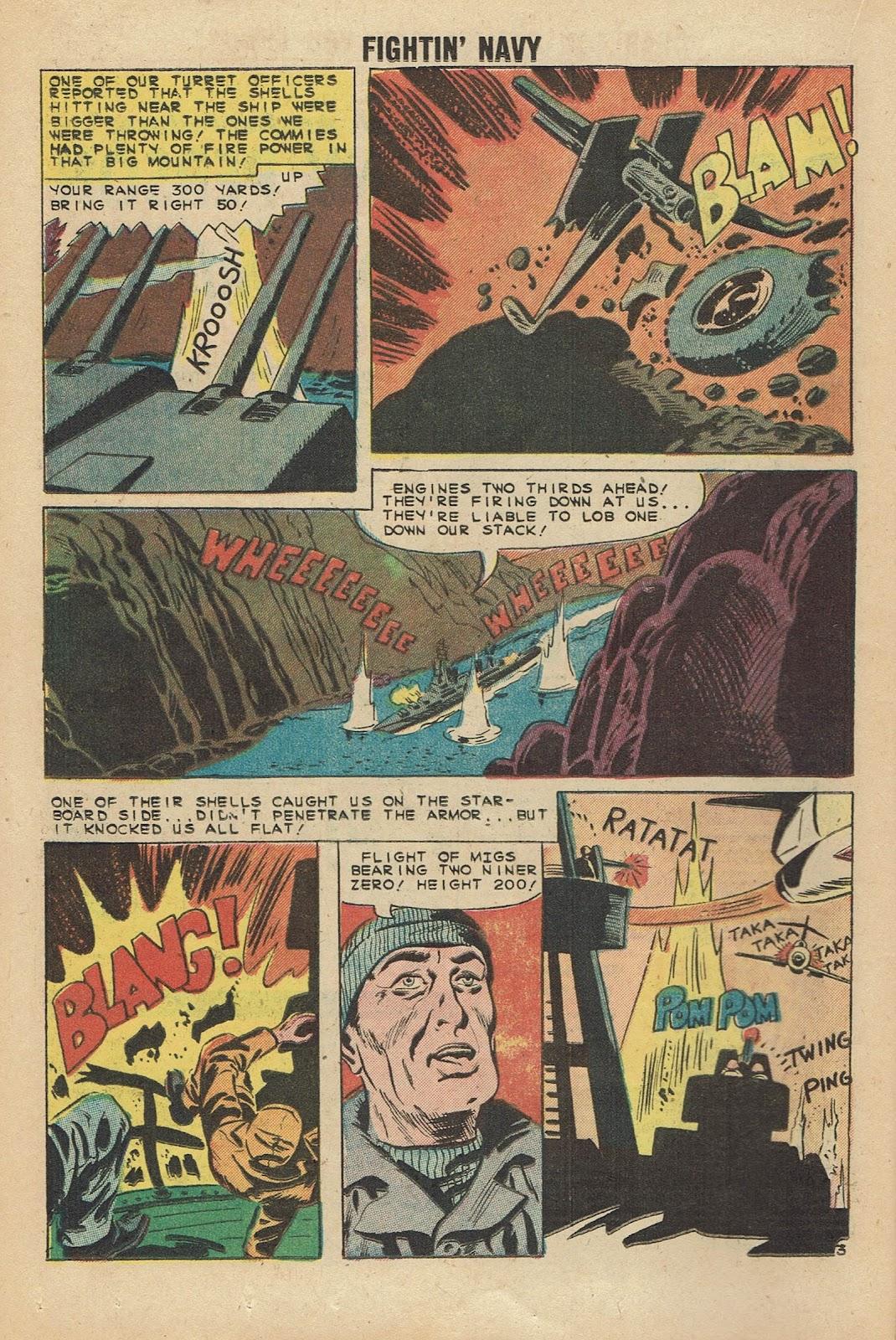 Read online Fightin' Navy comic -  Issue #96 - 16