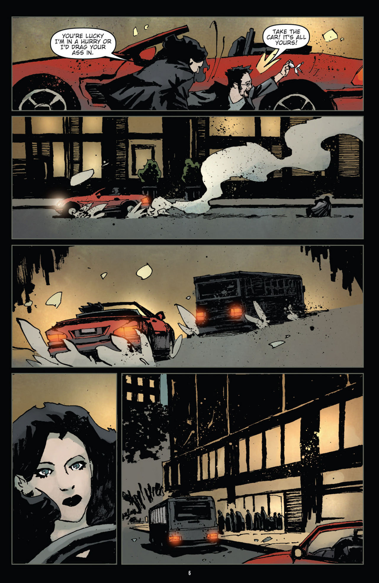 Read online 30 Days of Night (2011) comic -  Issue #12 - 8