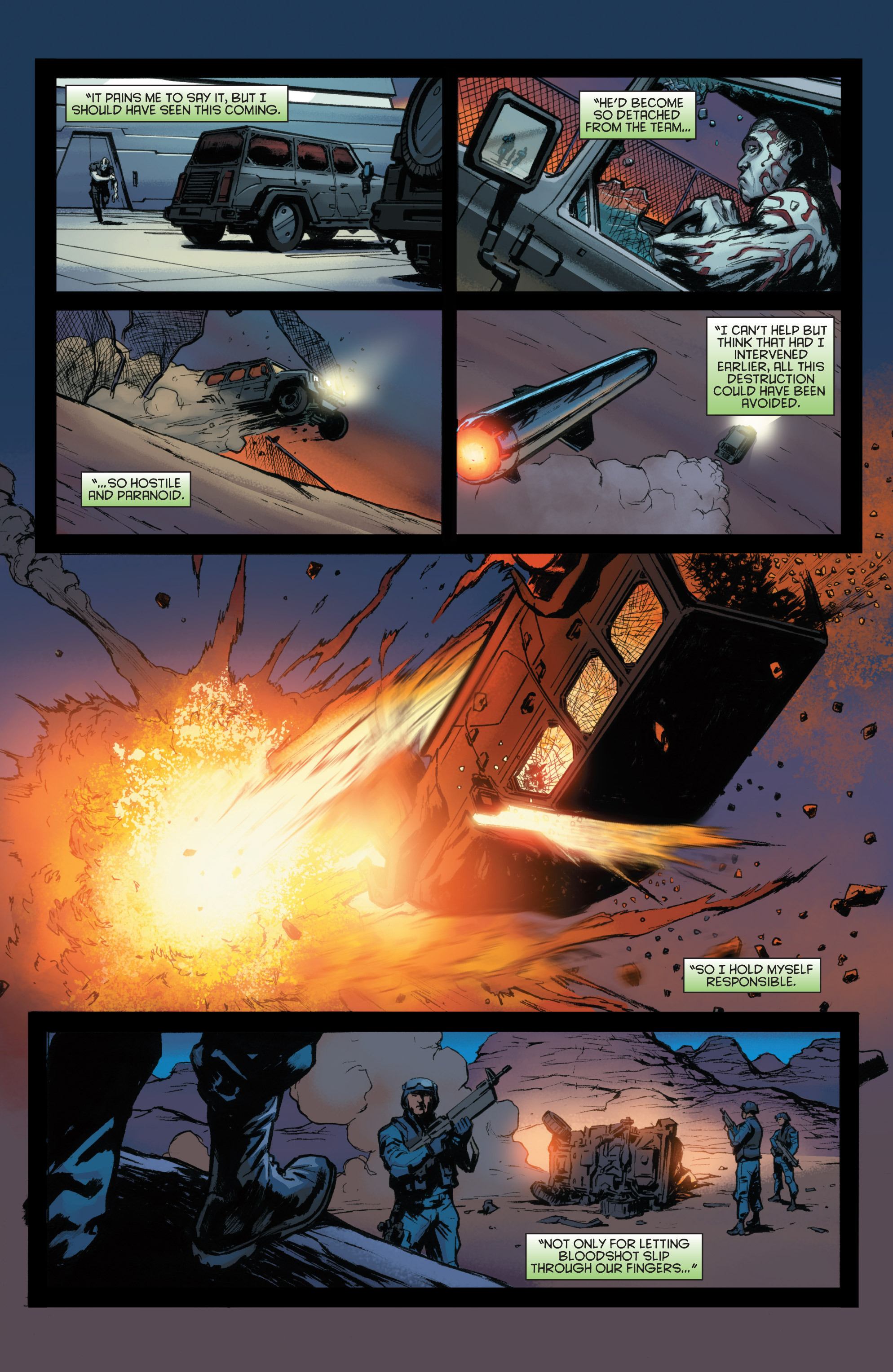 Read online Bloodshot and H.A.R.D.Corps comic -  Issue #22 - 8