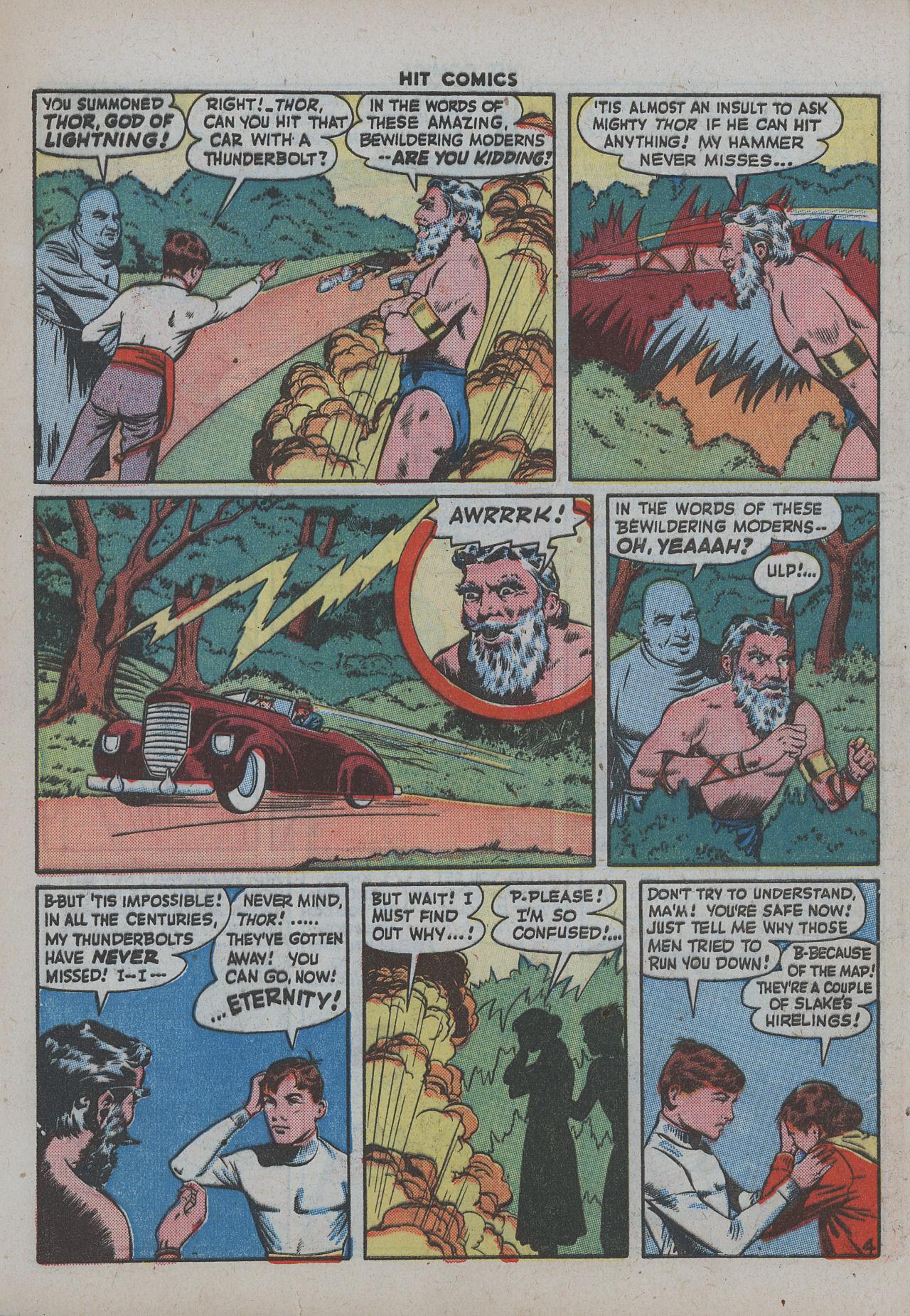 Read online Hit Comics comic -  Issue #38 - 9