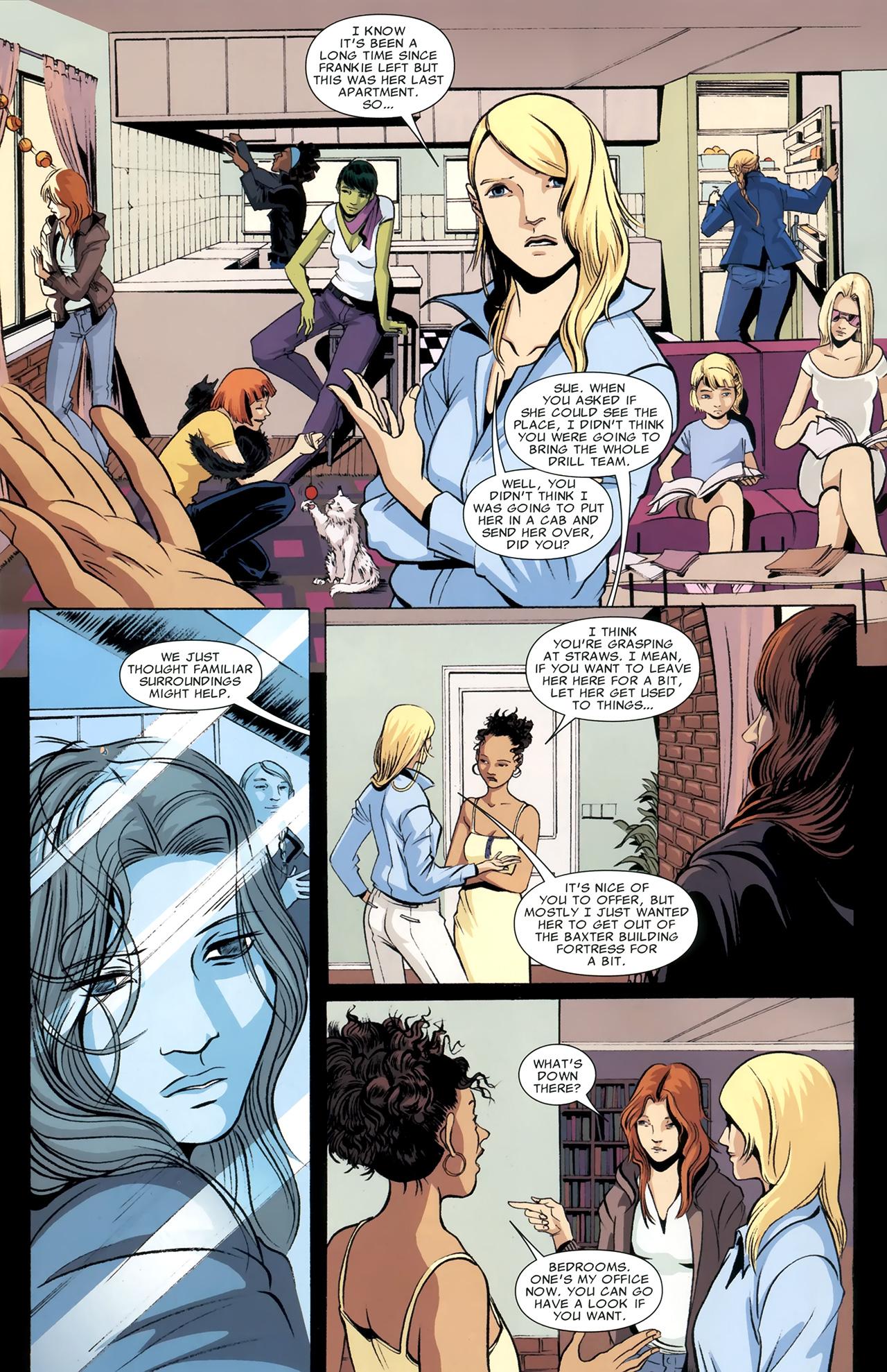 Read online Heralds comic -  Issue #4 - 17