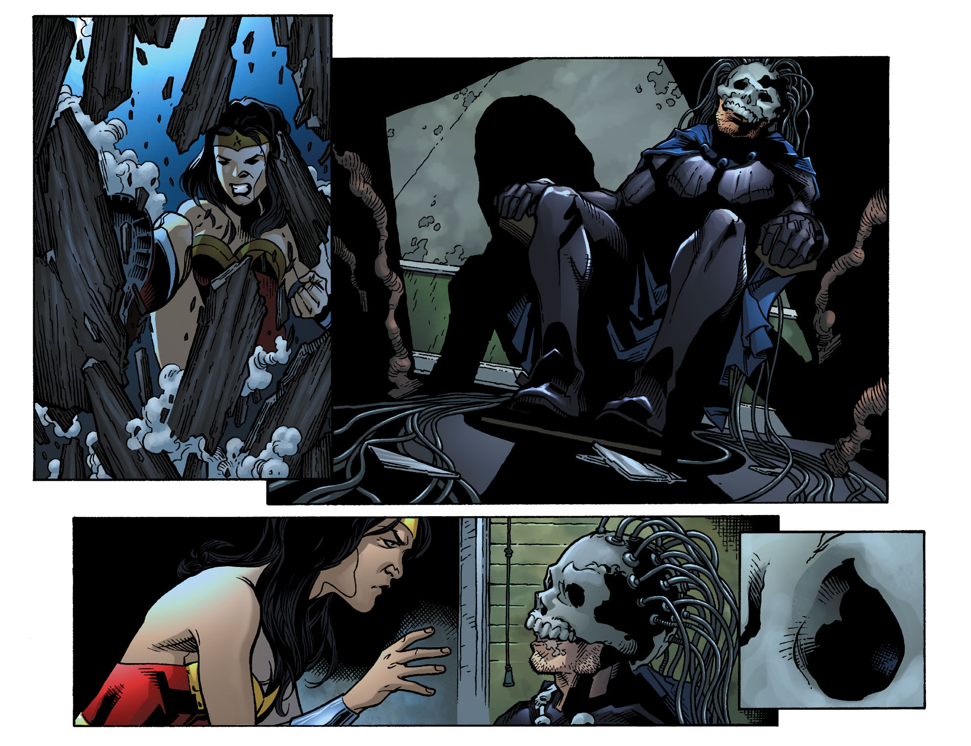 Read online Sensation Comics Featuring Wonder Woman comic -  Issue #38 - 7