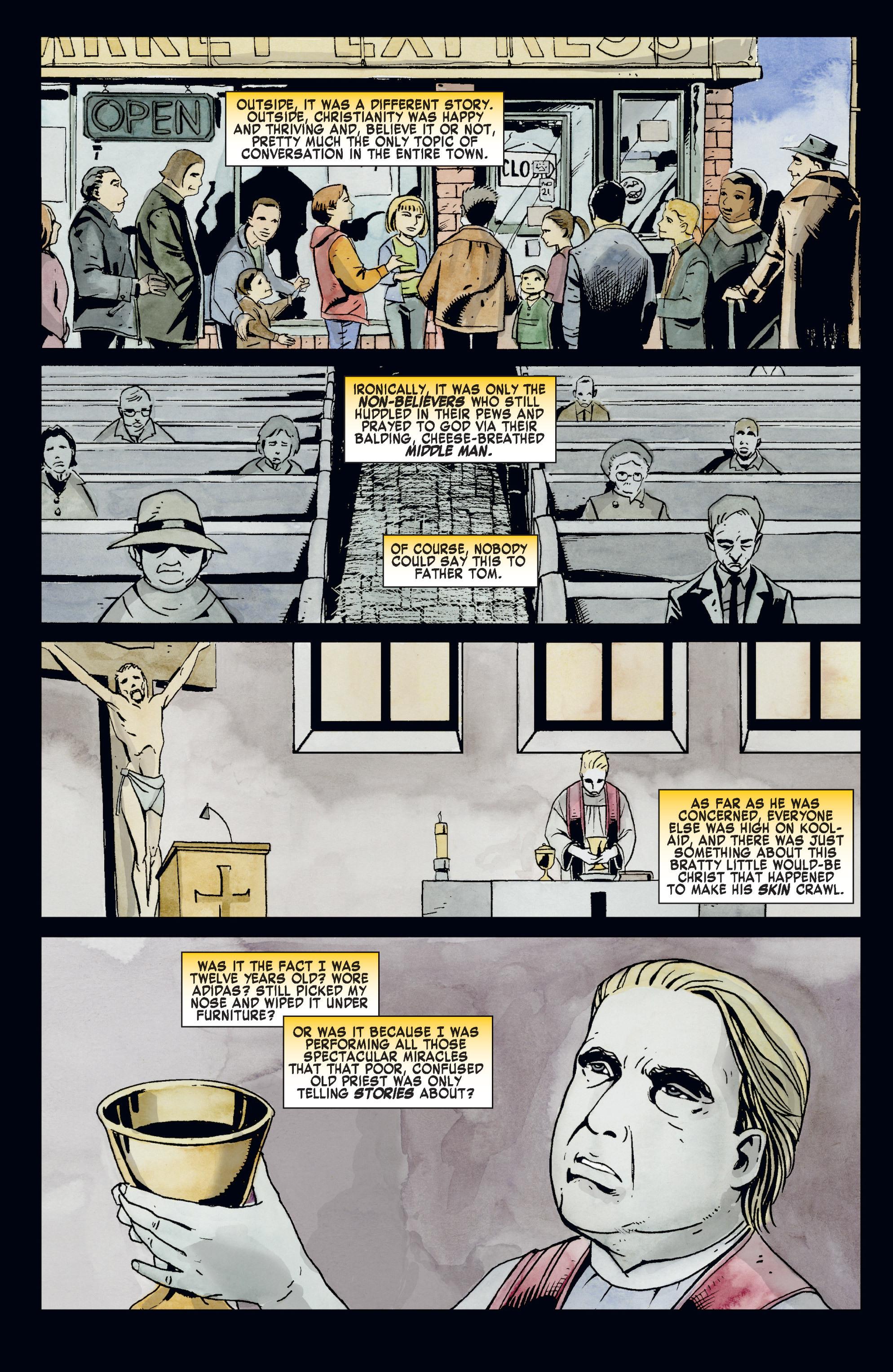 Read online American Jesus comic -  Issue # TPB - 56