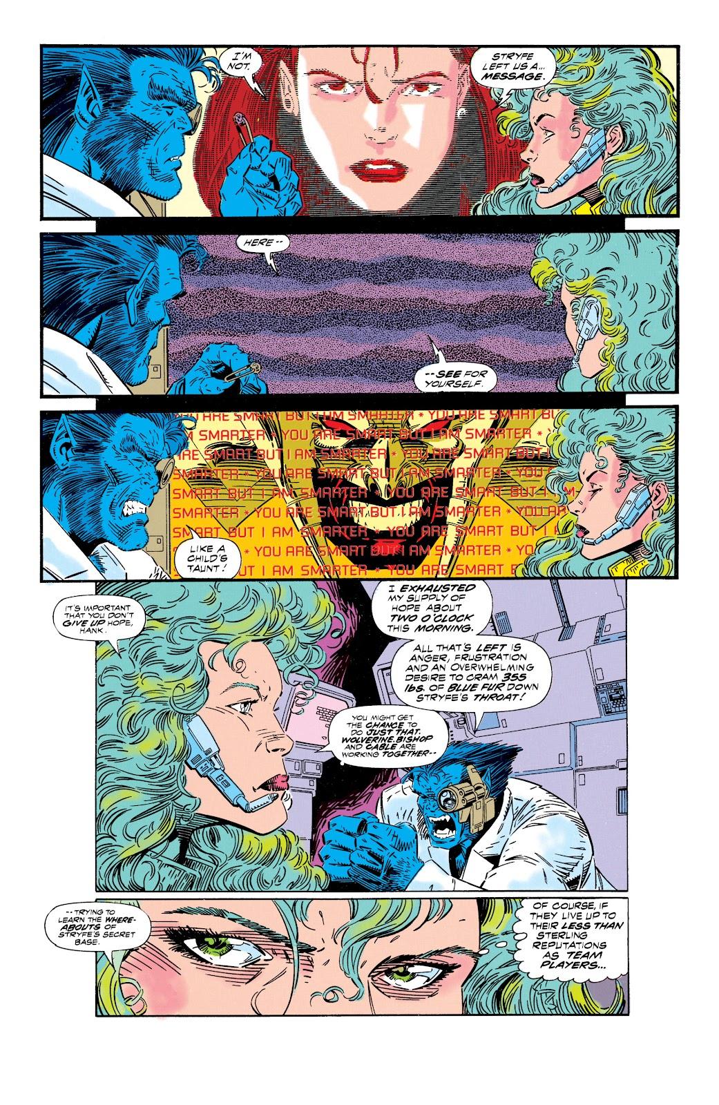 Uncanny X-Men (1963) issue 296 - Page 7
