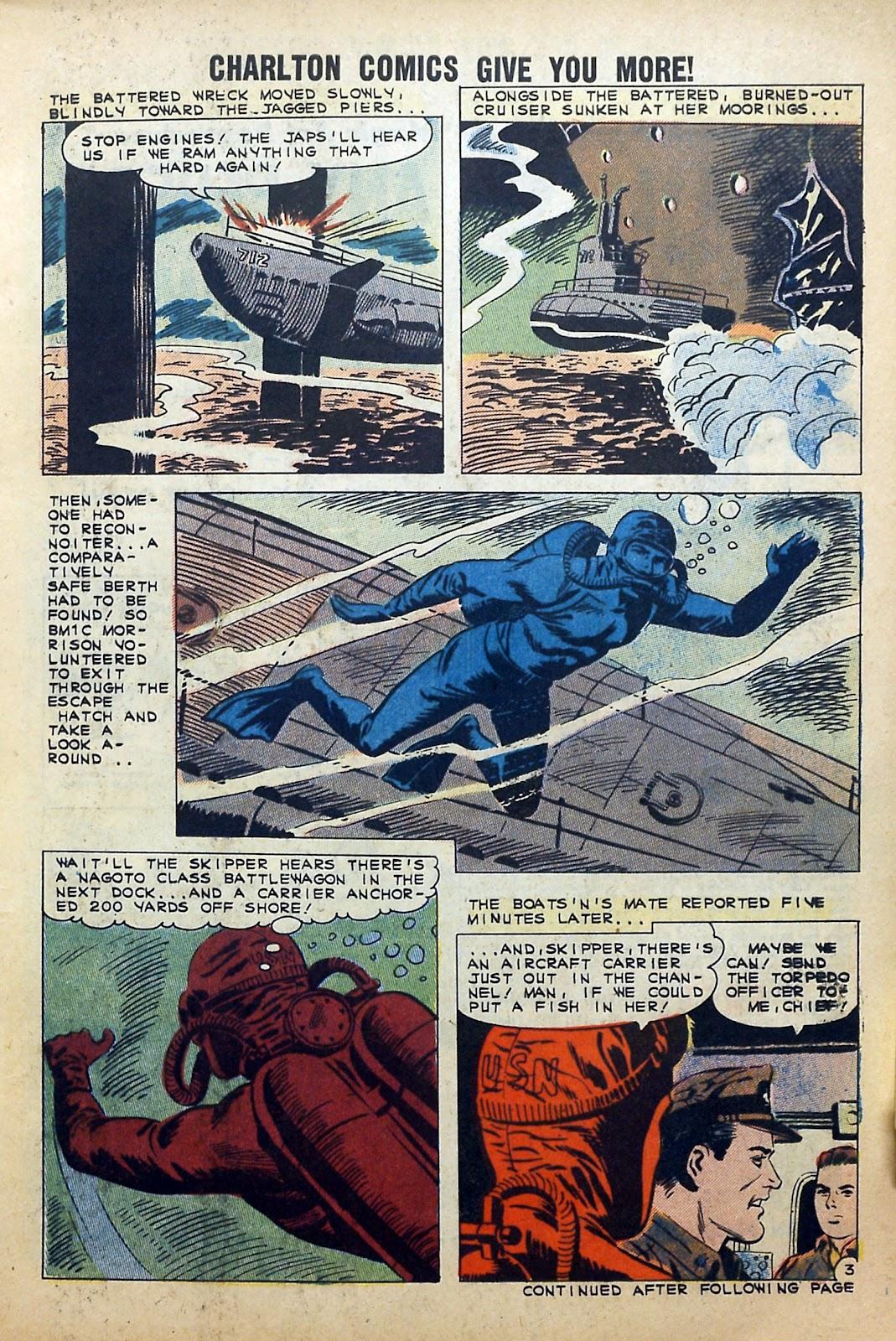 Read online Fightin' Navy comic -  Issue #99 - 5