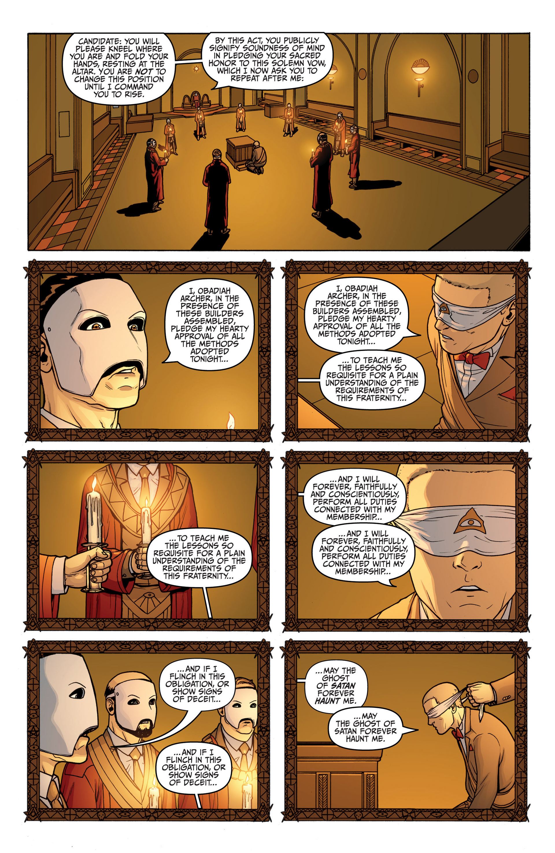 Archer and Armstrong 18 Page 8