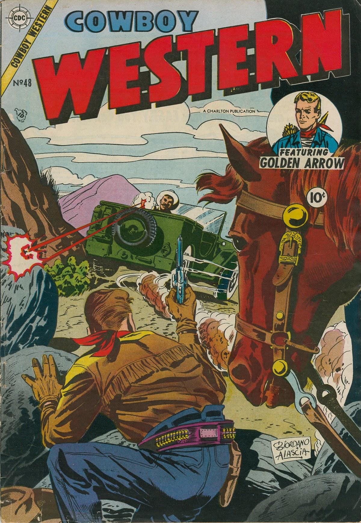 Cowboy Western 48 Page 1