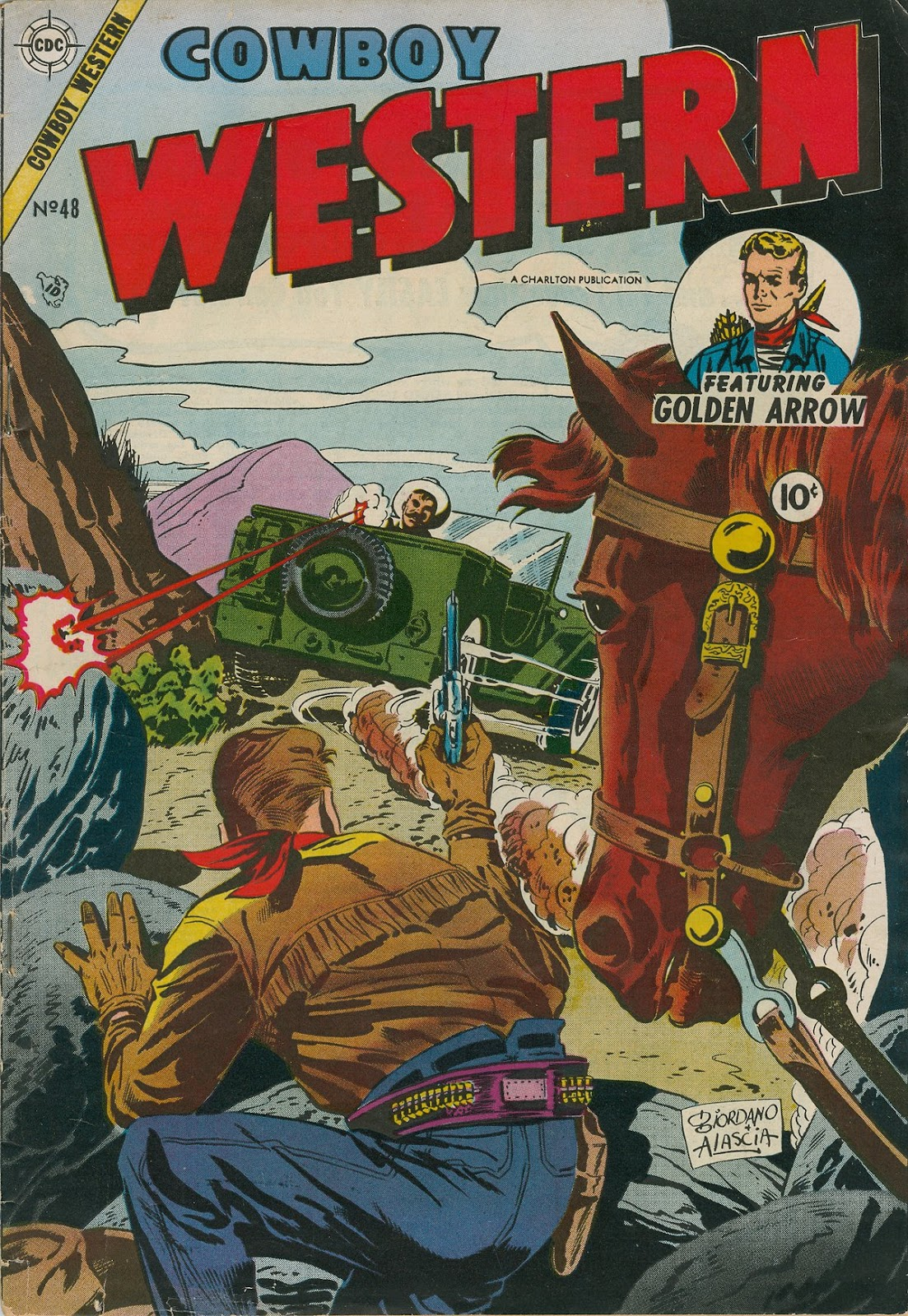 Cowboy Western issue 48 - Page 1