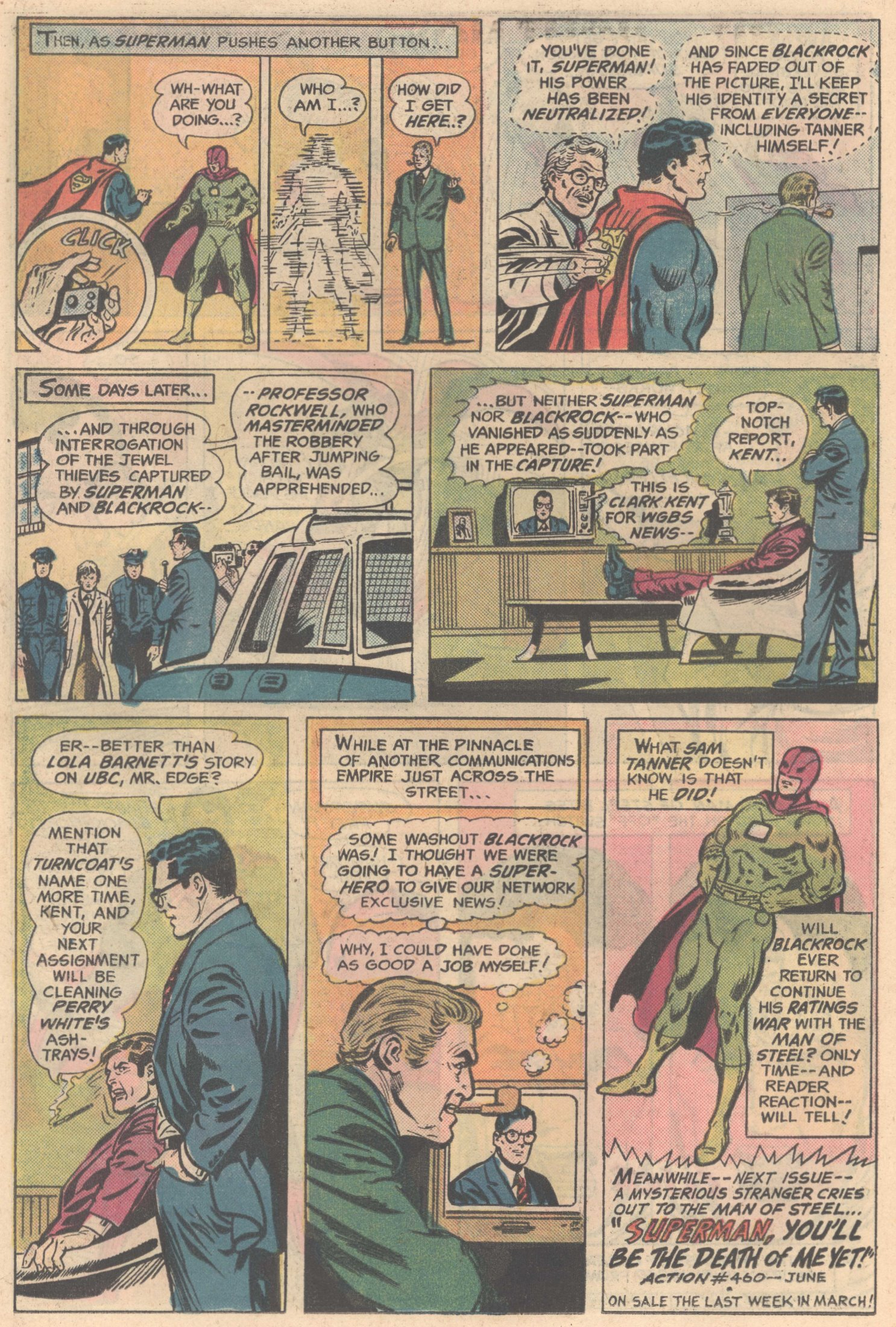 Read online Action Comics (1938) comic -  Issue #459 - 22