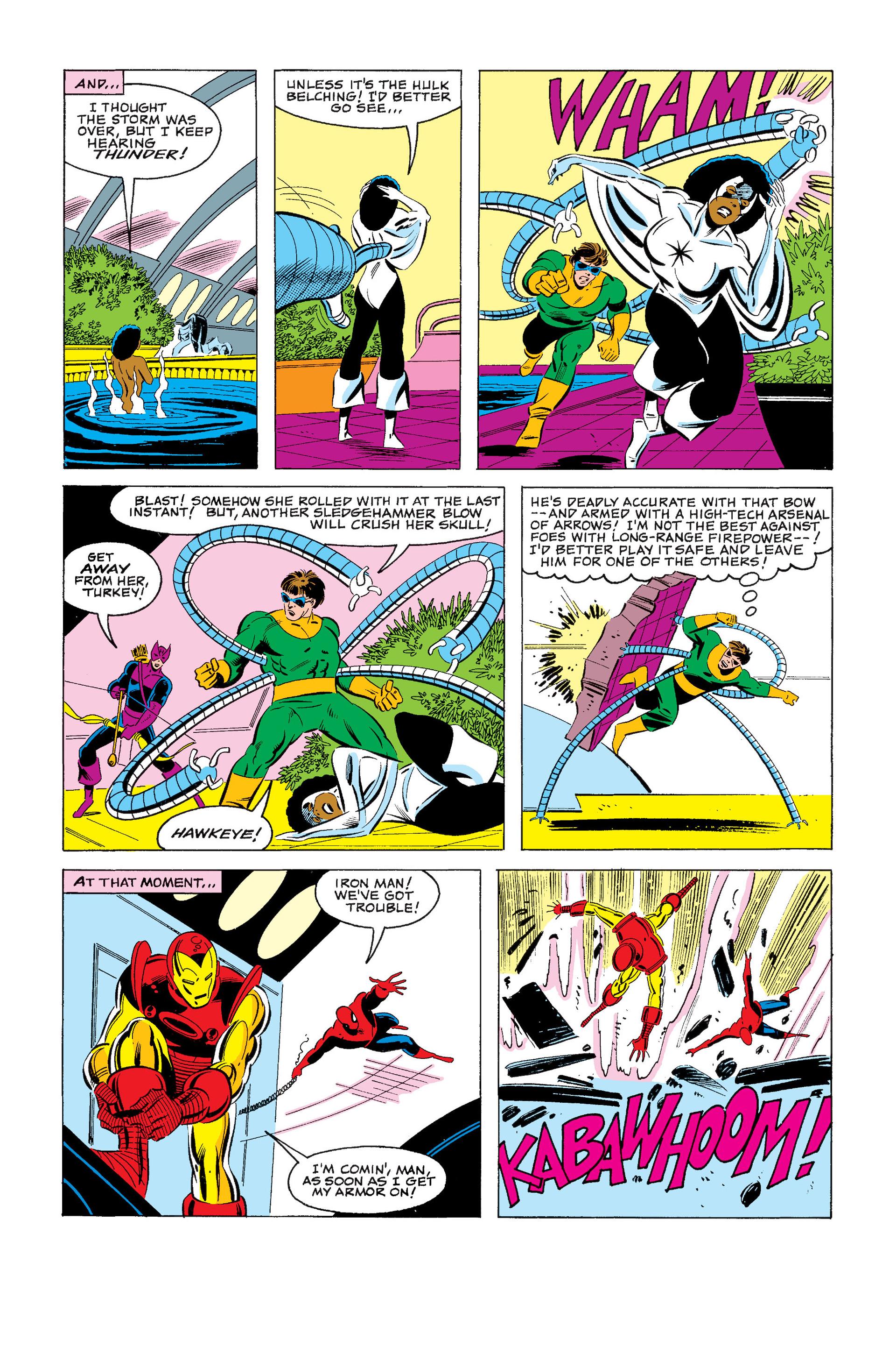Read online Secret Wars (1985) comic -  Issue #3 - 24