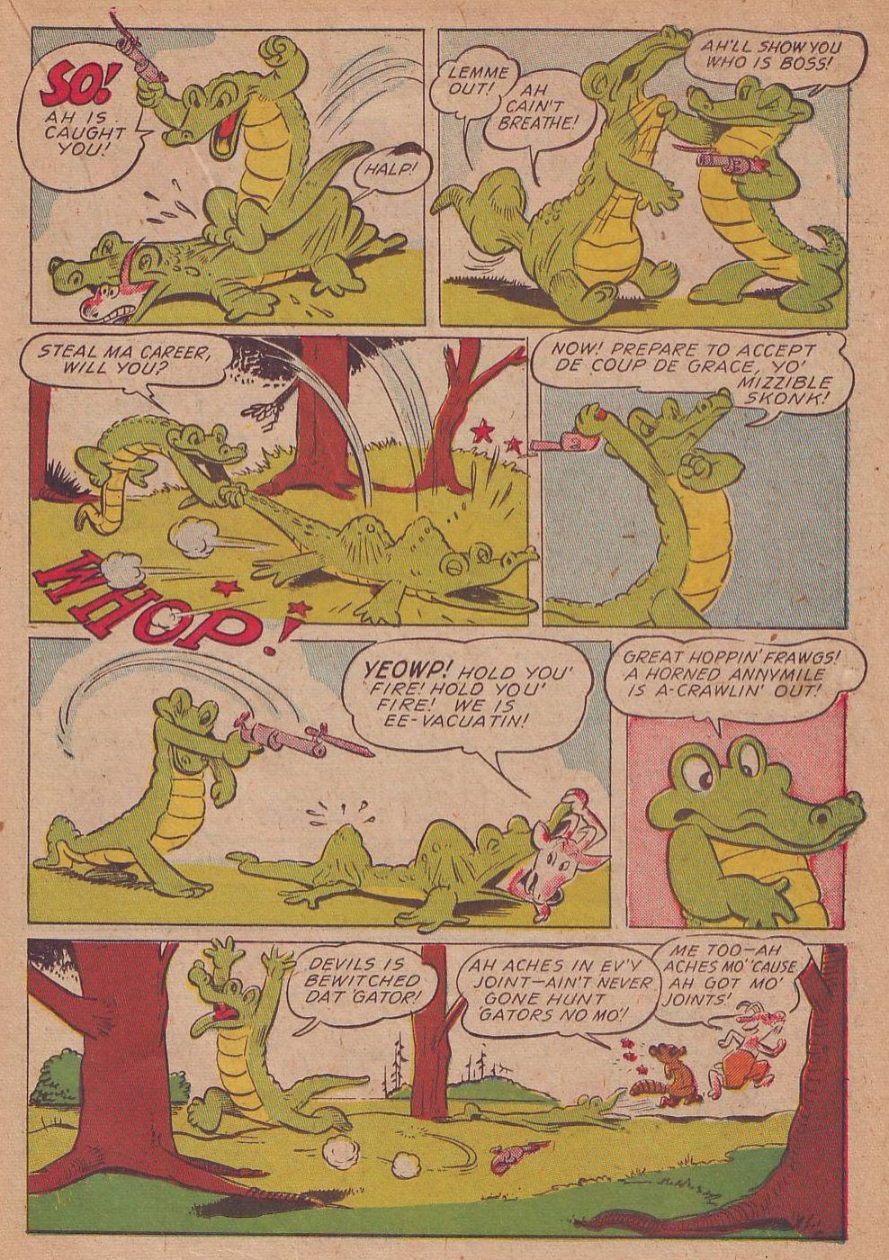 Animal Comics issue 11 - Page 31