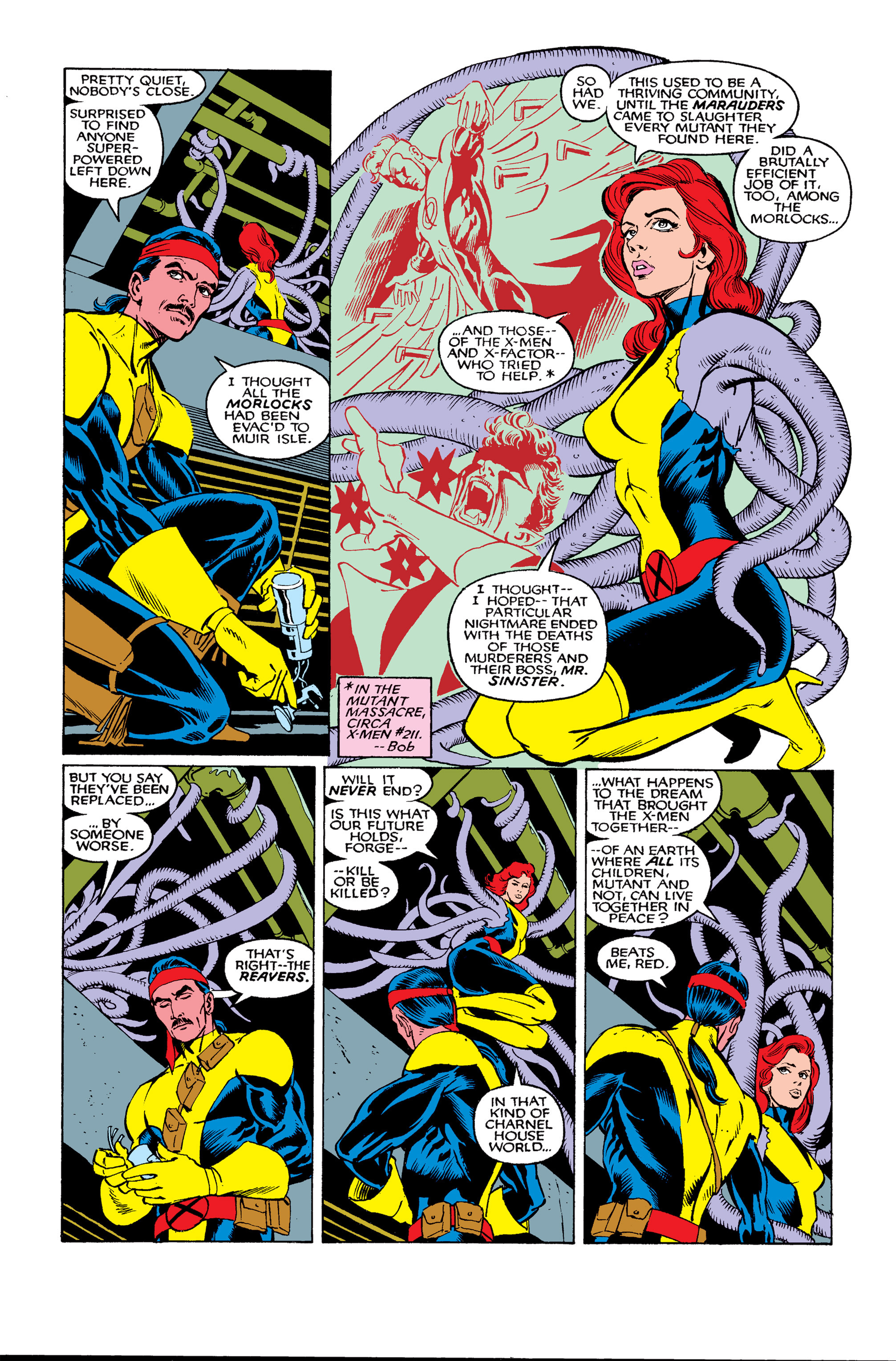 Read online Uncanny X-Men (1963) comic -  Issue #263 - 5