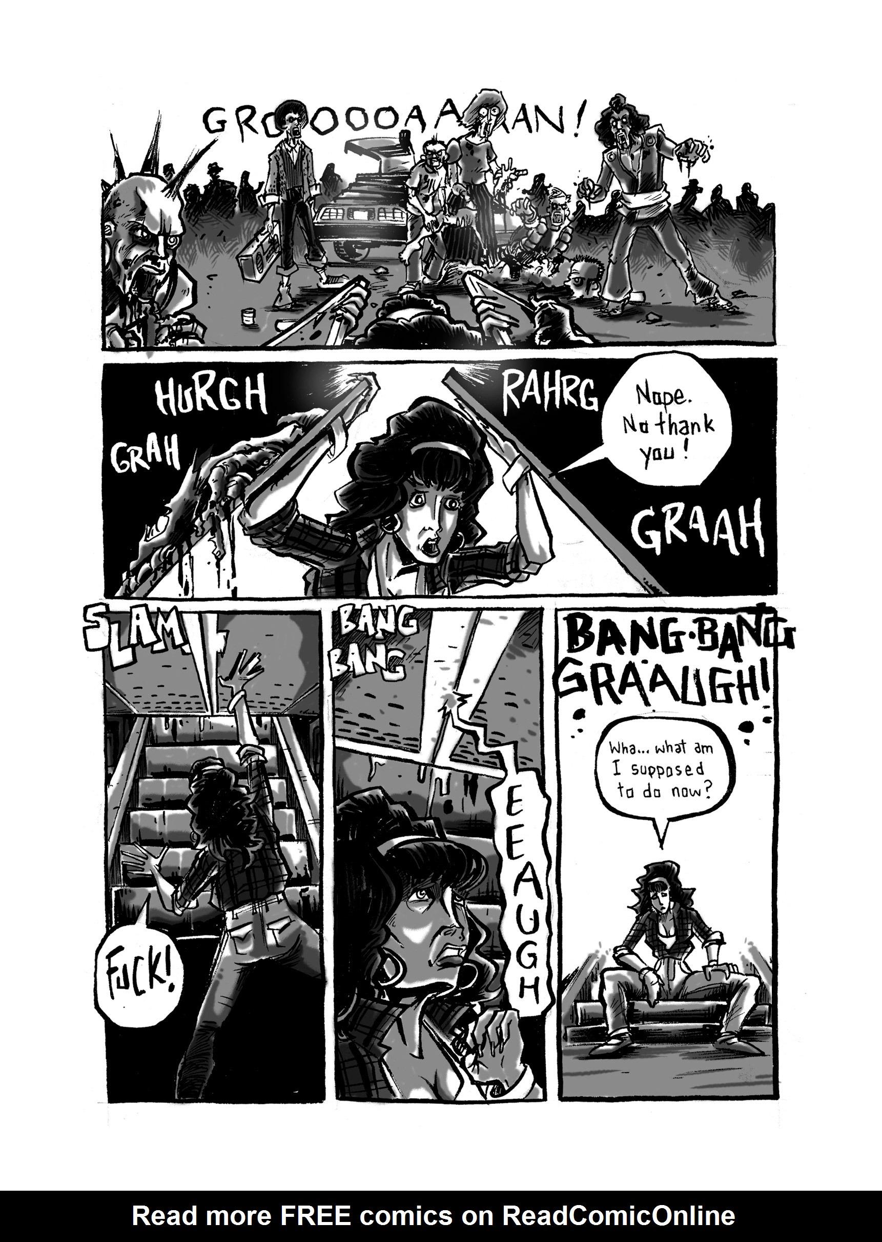 Read online FUBAR comic -  Issue #3 - 357