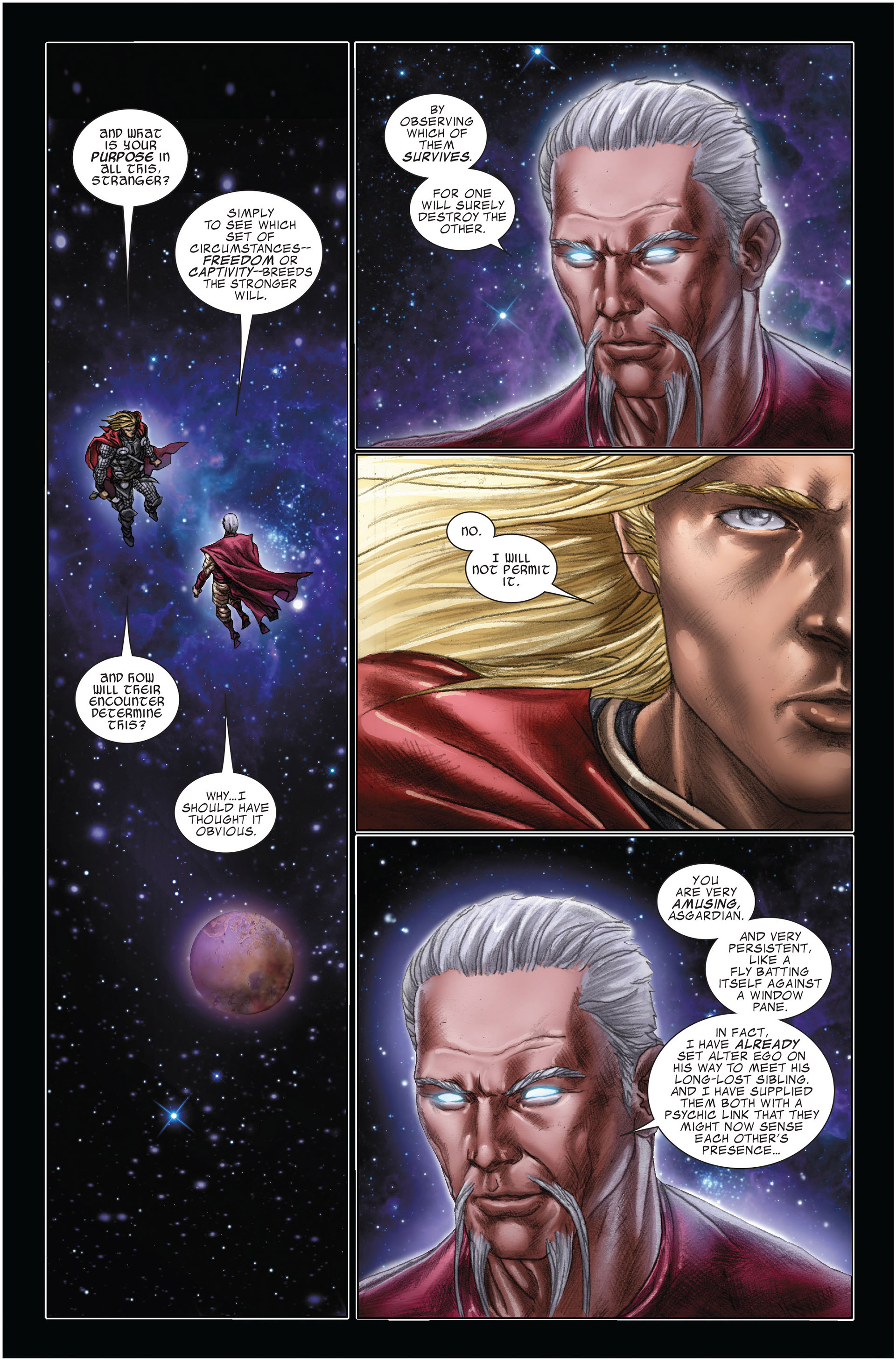 Read online Astonishing Thor comic -  Issue #3 - 14
