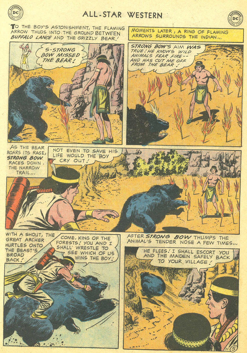 Read online All-Star Western (1951) comic -  Issue #95 - 32