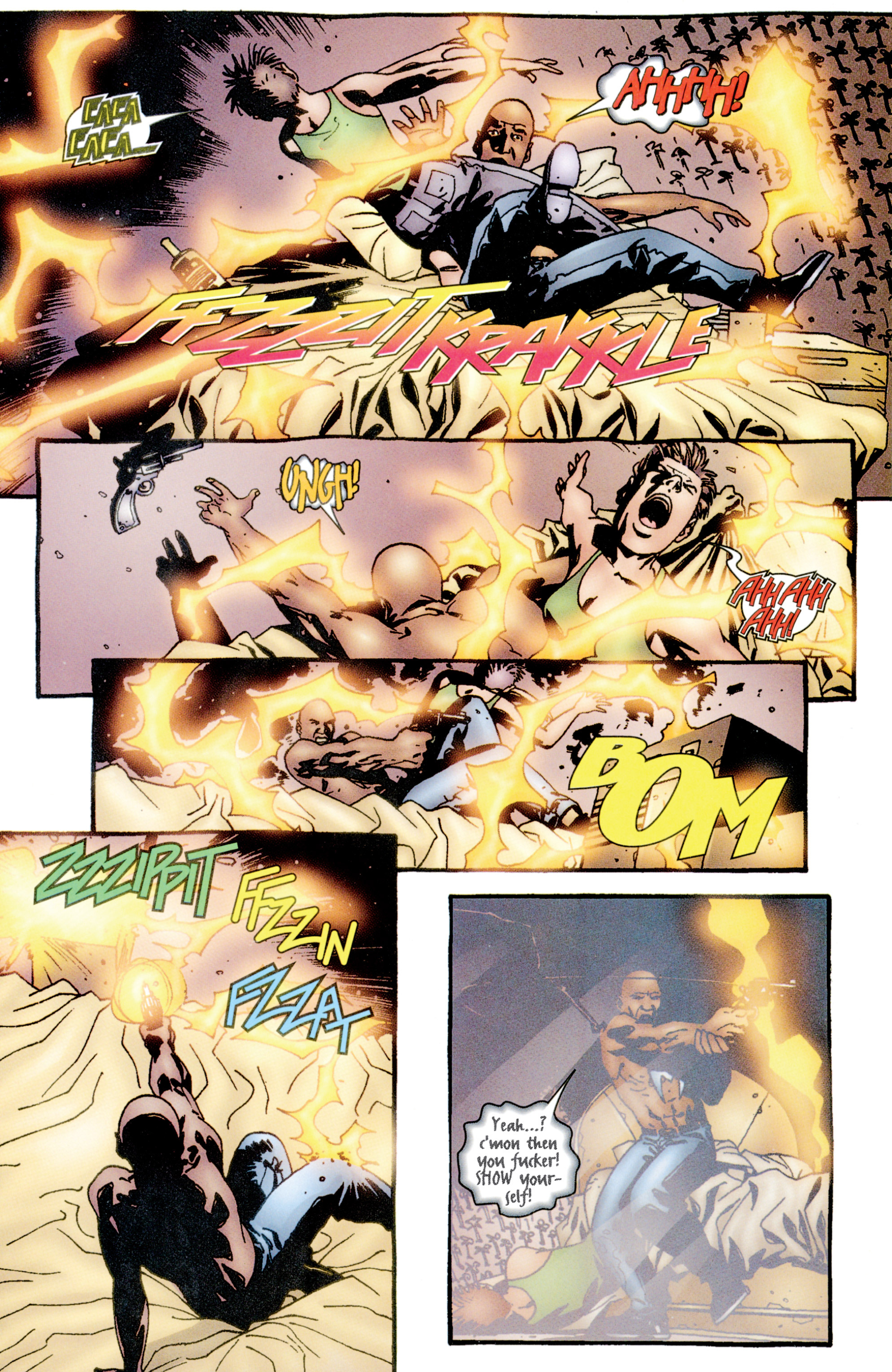 Read online Shadowman (1997) comic -  Issue #11 - 15