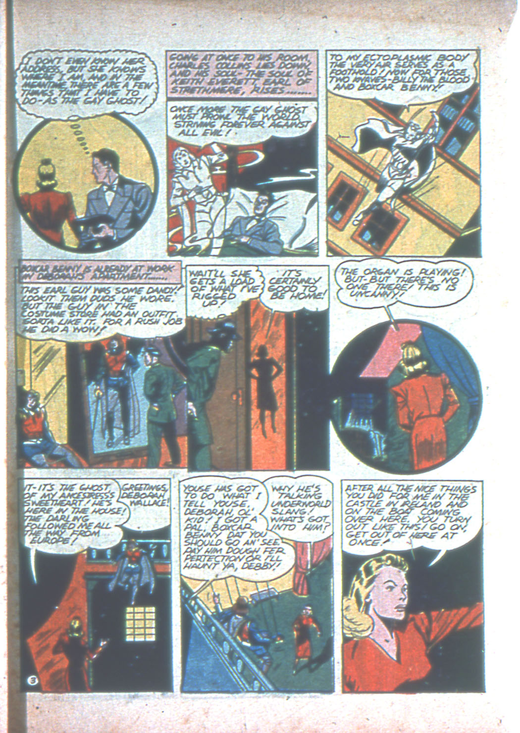 Read online Sensation (Mystery) Comics comic -  Issue #3 - 35
