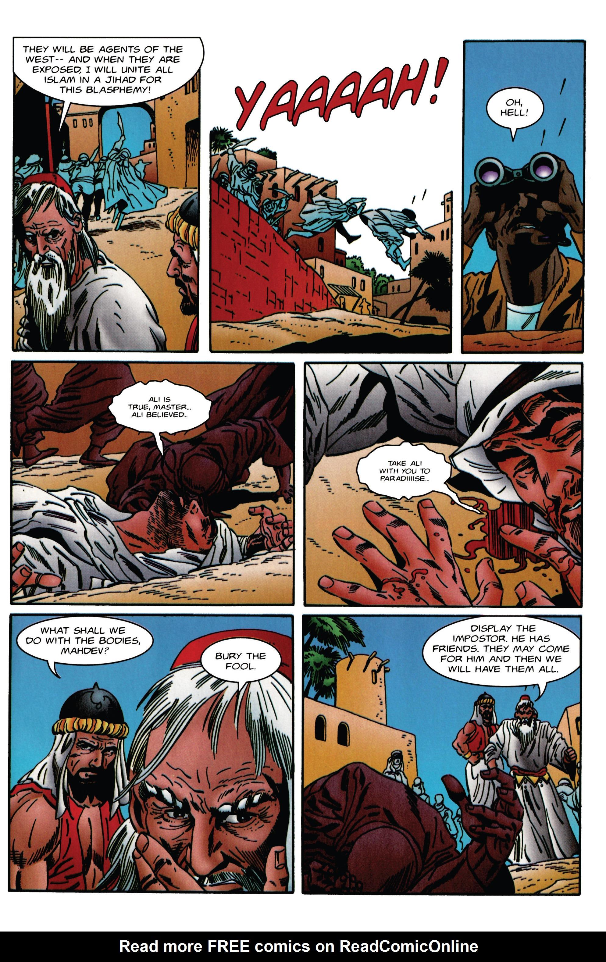 Read online Eternal Warrior (1992) comic -  Issue #48 - 7