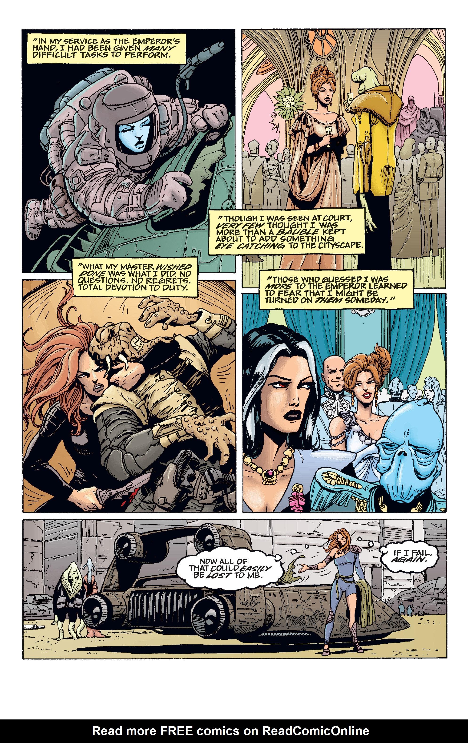 Read online Star Wars Omnibus comic -  Issue # Vol. 11 - 164