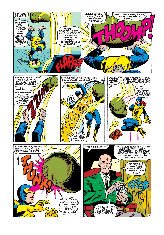 Read online Uncanny X-Men (1963) comic -  Issue #19 - 4