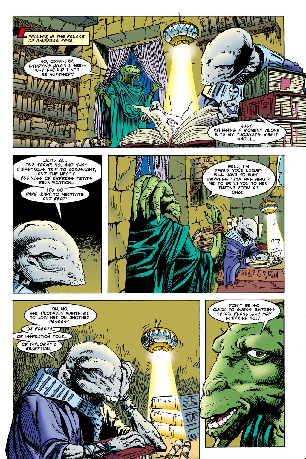 Read online Star Wars Omnibus comic -  Issue # Vol. 4 - 155