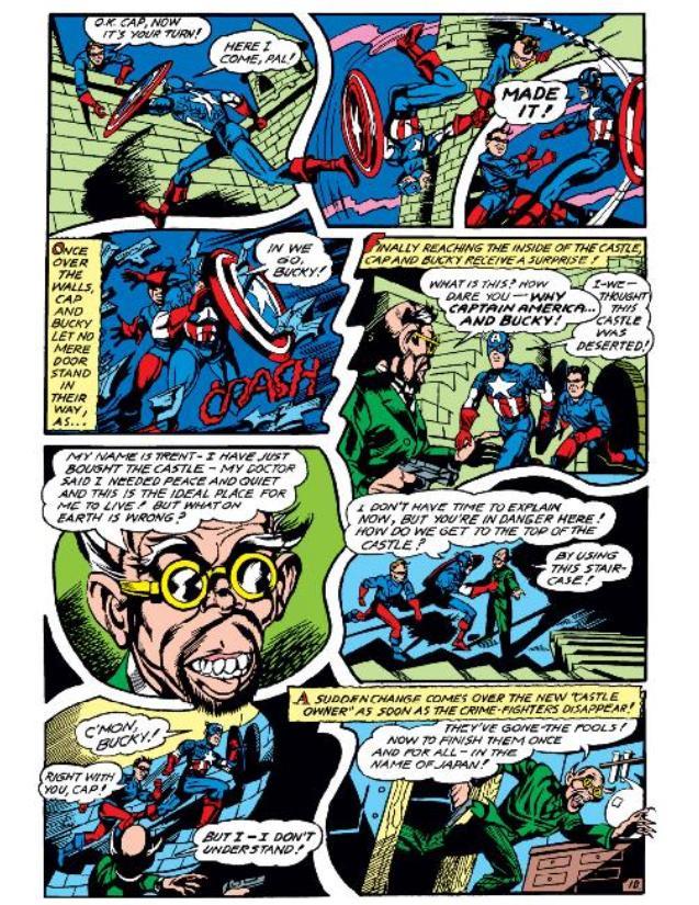 Read online All-Winners Comics comic -  Issue #5 - 27