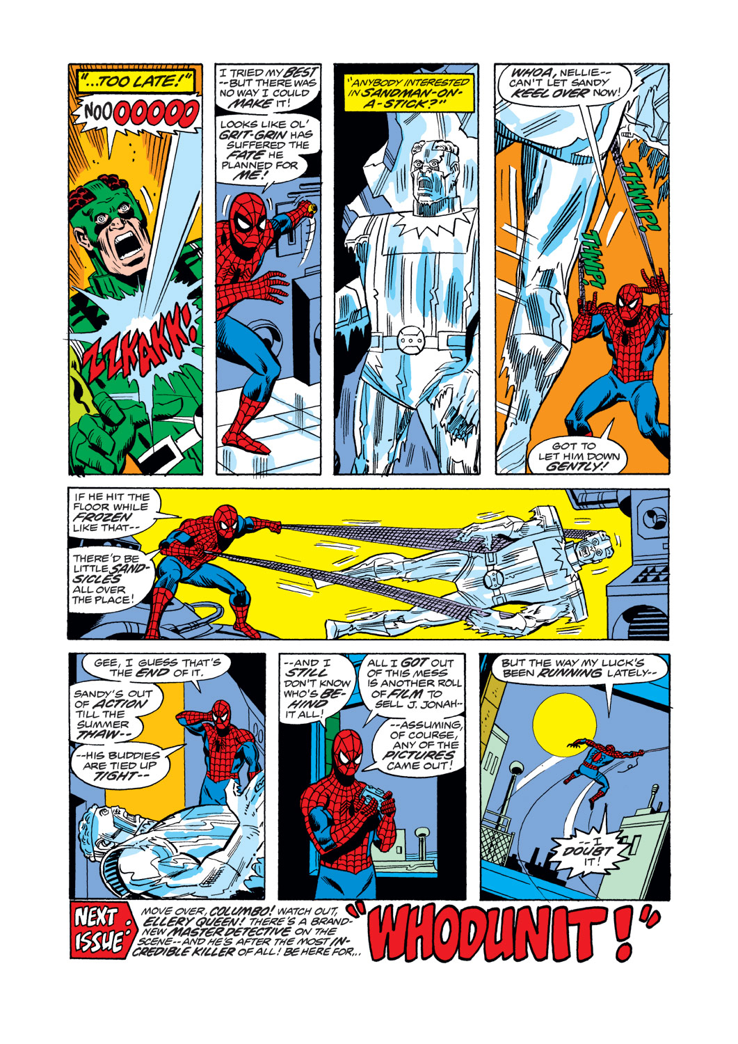 The Amazing Spider-Man (1963) 154 Page 17