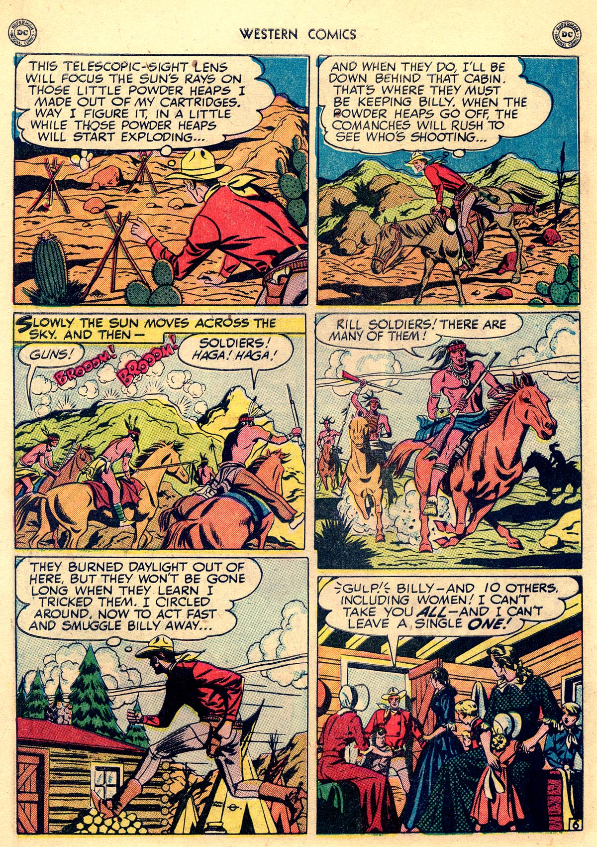 Western Comics issue 19 - Page 8