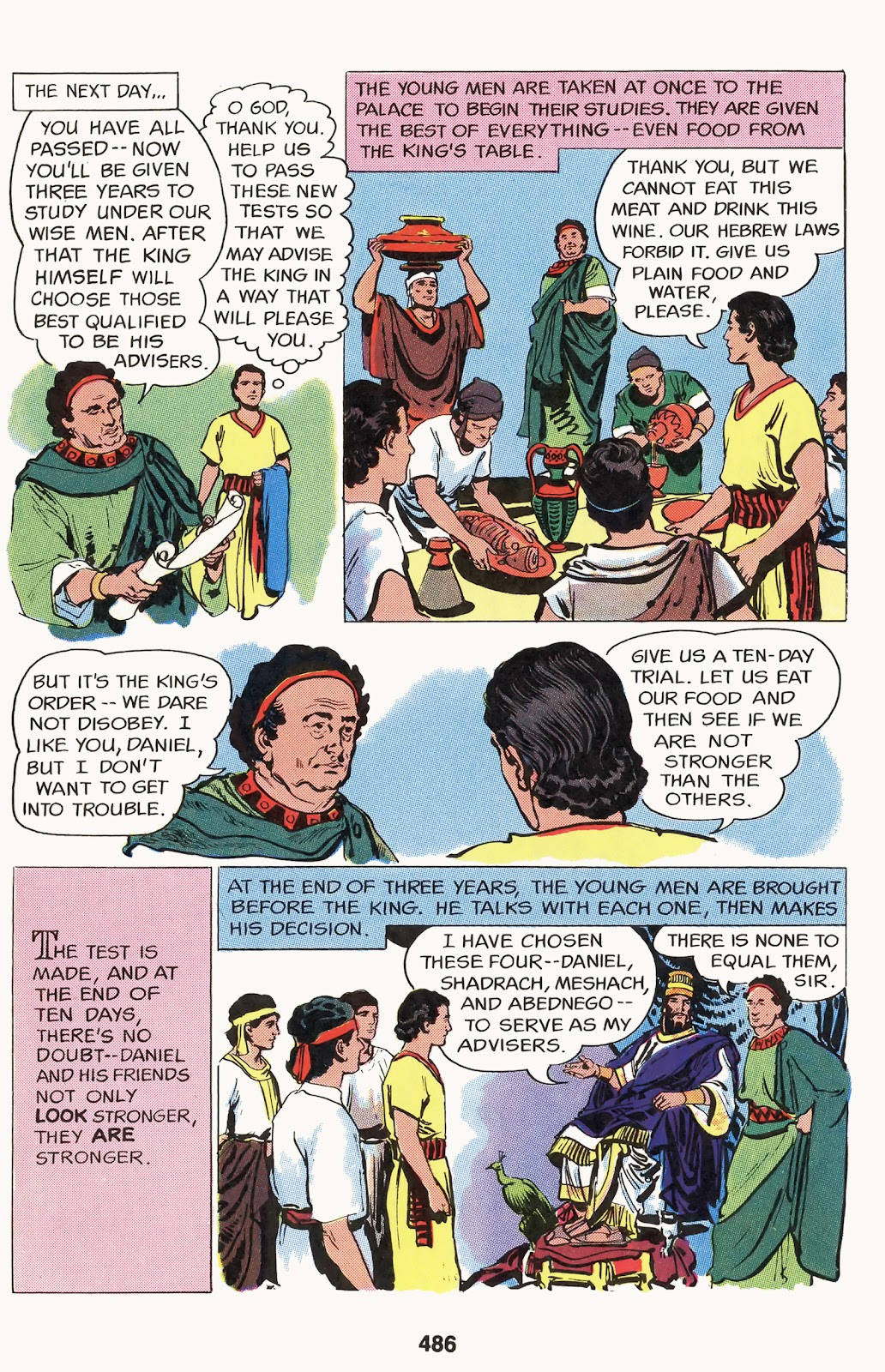 The Picture Bible issue TPB (Part 5) - Page 89