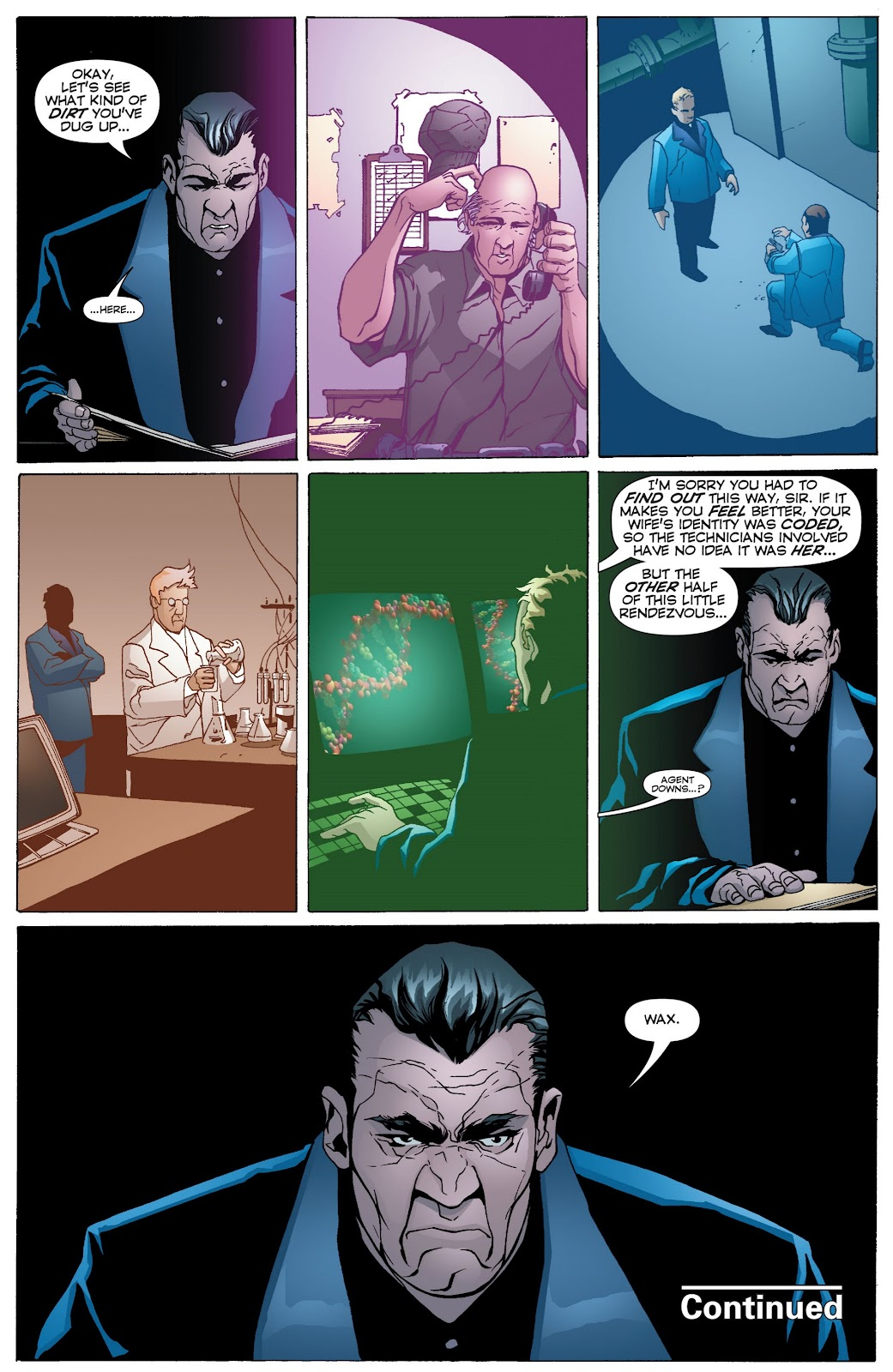 Wildcats Version 3.0 Issue #13 #13 - English 23