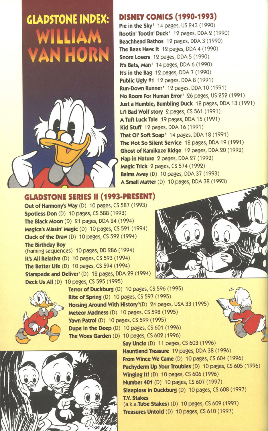 Walt Disney's Comics and Stories issue 610 - Page 50