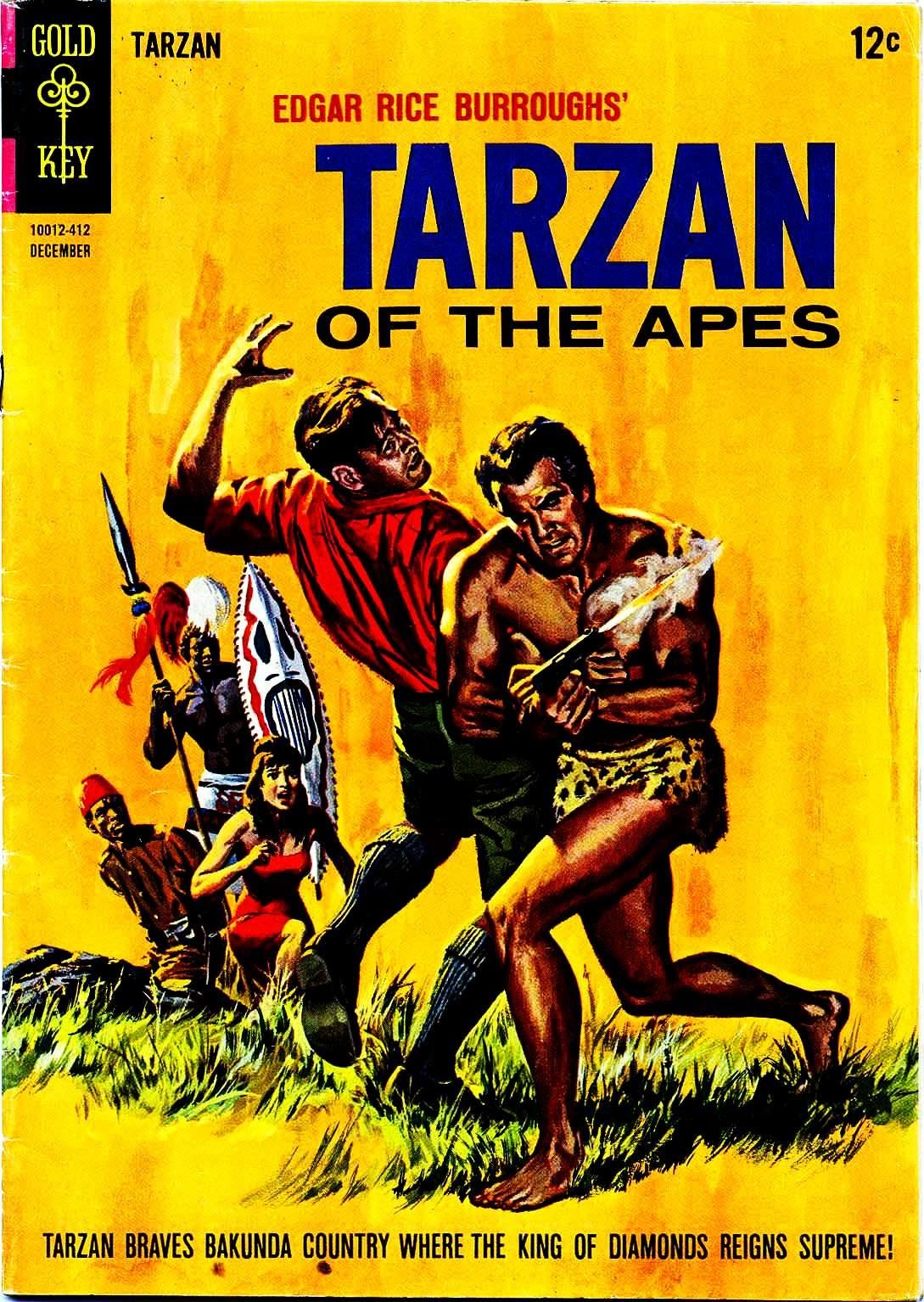 Tarzan (1962) issue 147 - Page 1
