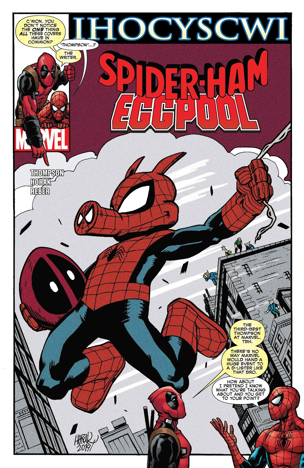 Read online Spider-Man/Deadpool comic -  Issue #50 - 20