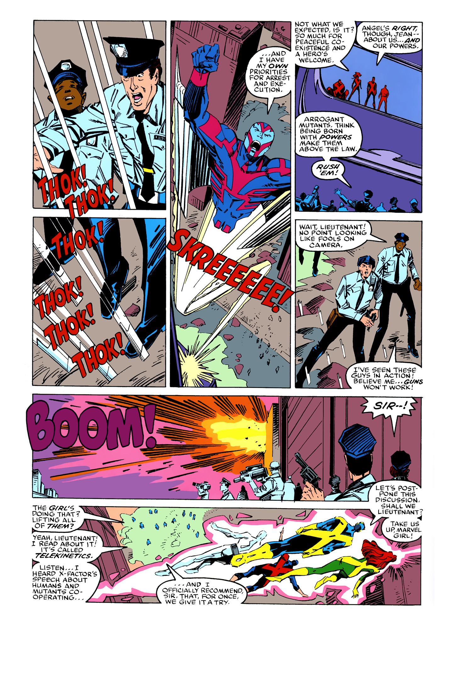 Read online X-Factor (1986) comic -  Issue #26 - 4