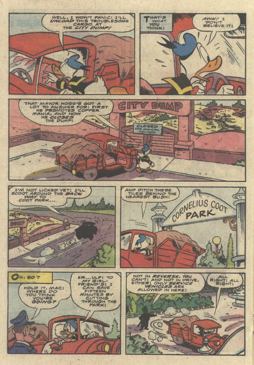 Read online Uncle Scrooge (1953) comic -  Issue #236 - 20