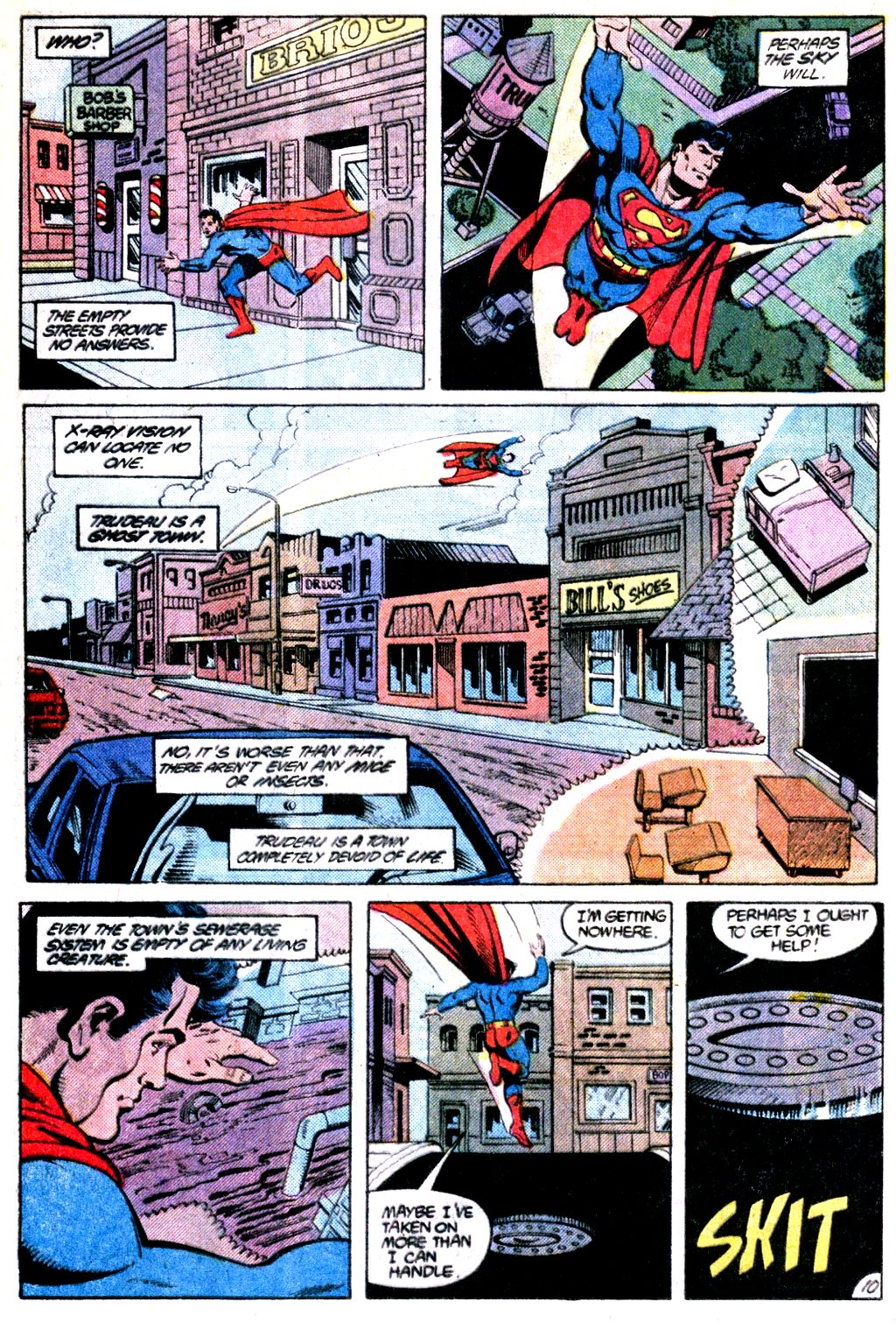 Read online Adventures of Superman (1987) comic -  Issue #Adventures of Superman (1987) _Annual 1 - 11