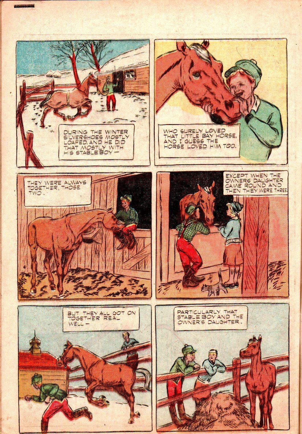 Read online Animal Comics comic -  Issue #19 - 38