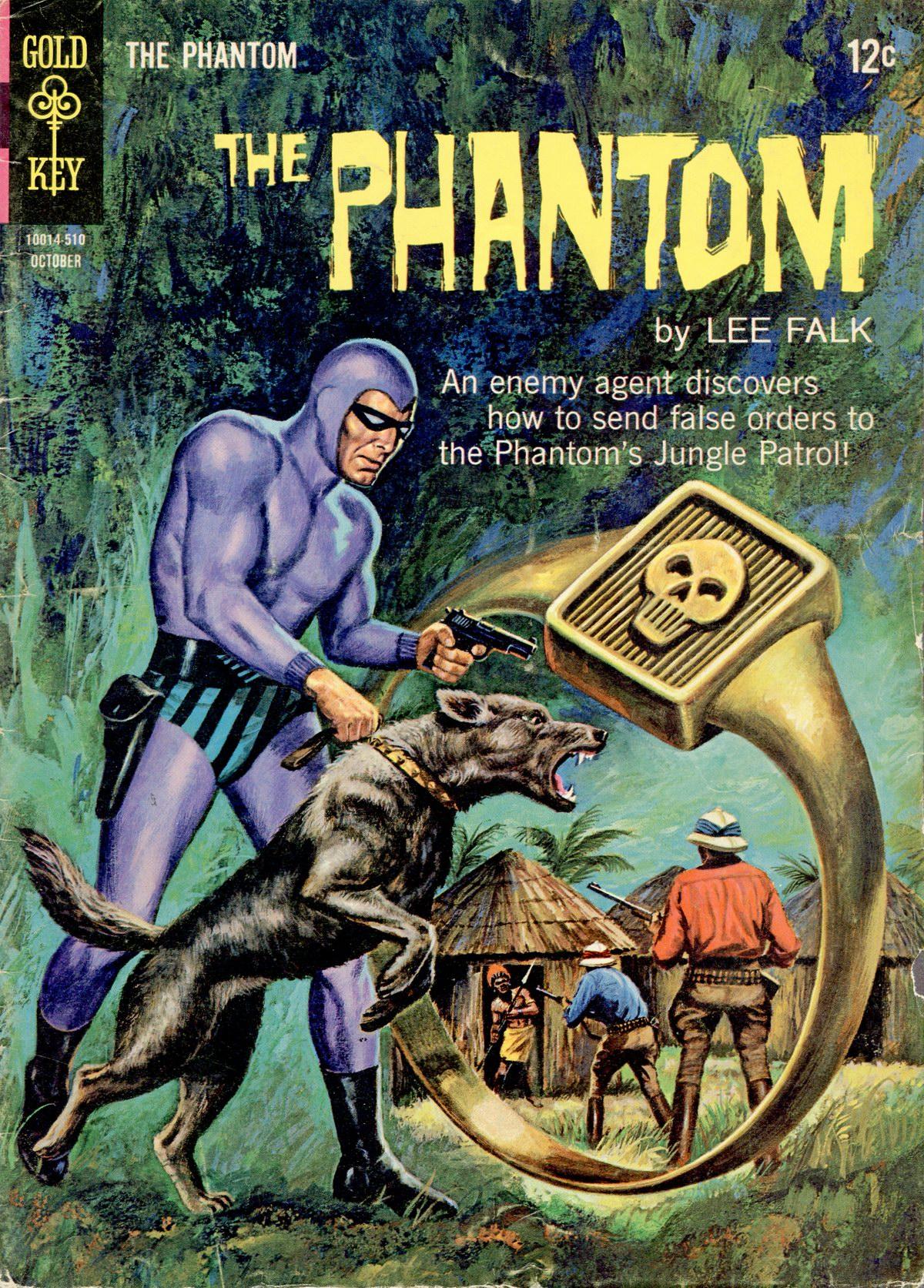 The Phantom (1962) 14 Page 1