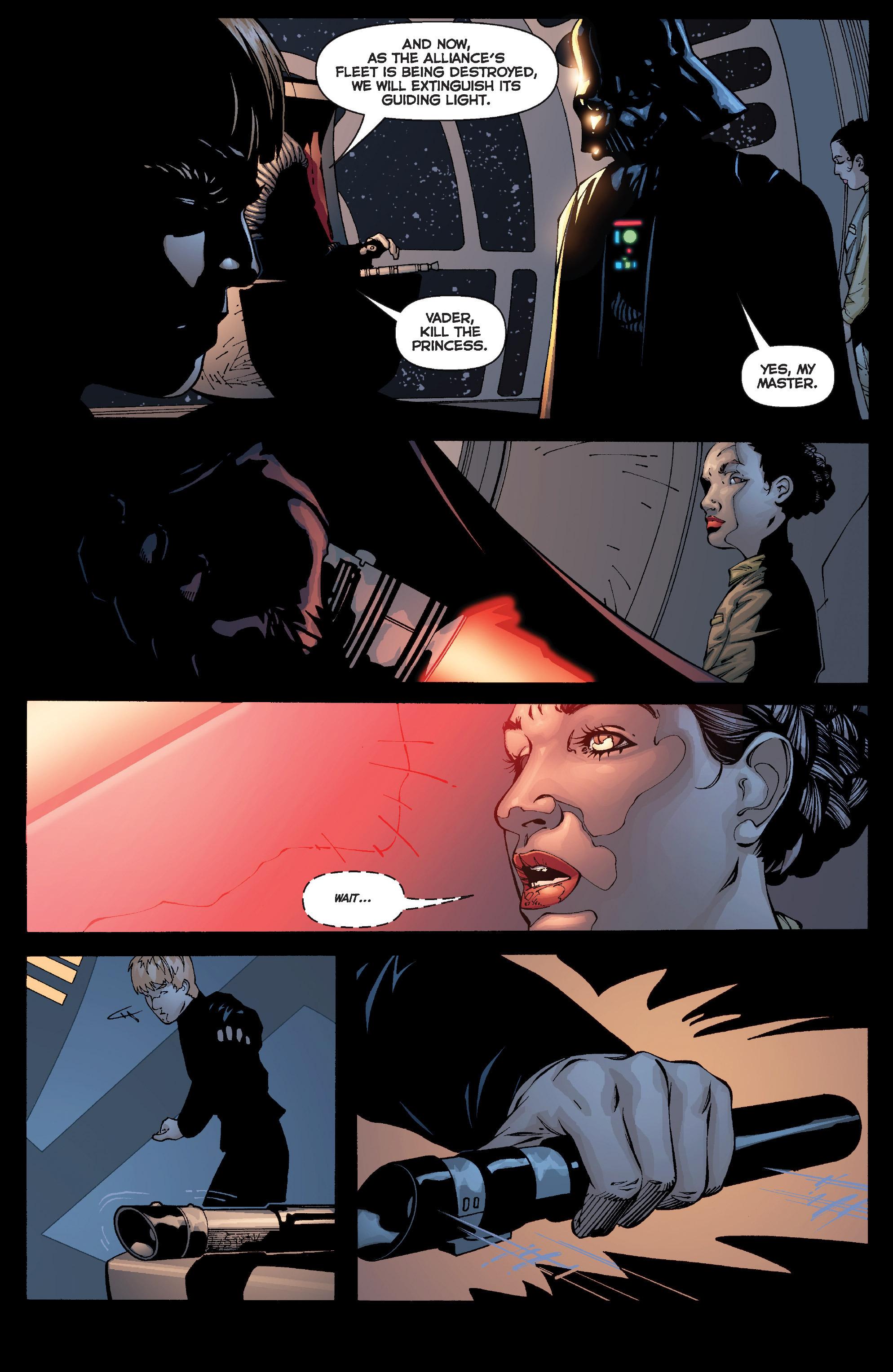 Read online Star Wars Omnibus comic -  Issue # Vol. 27 - 257
