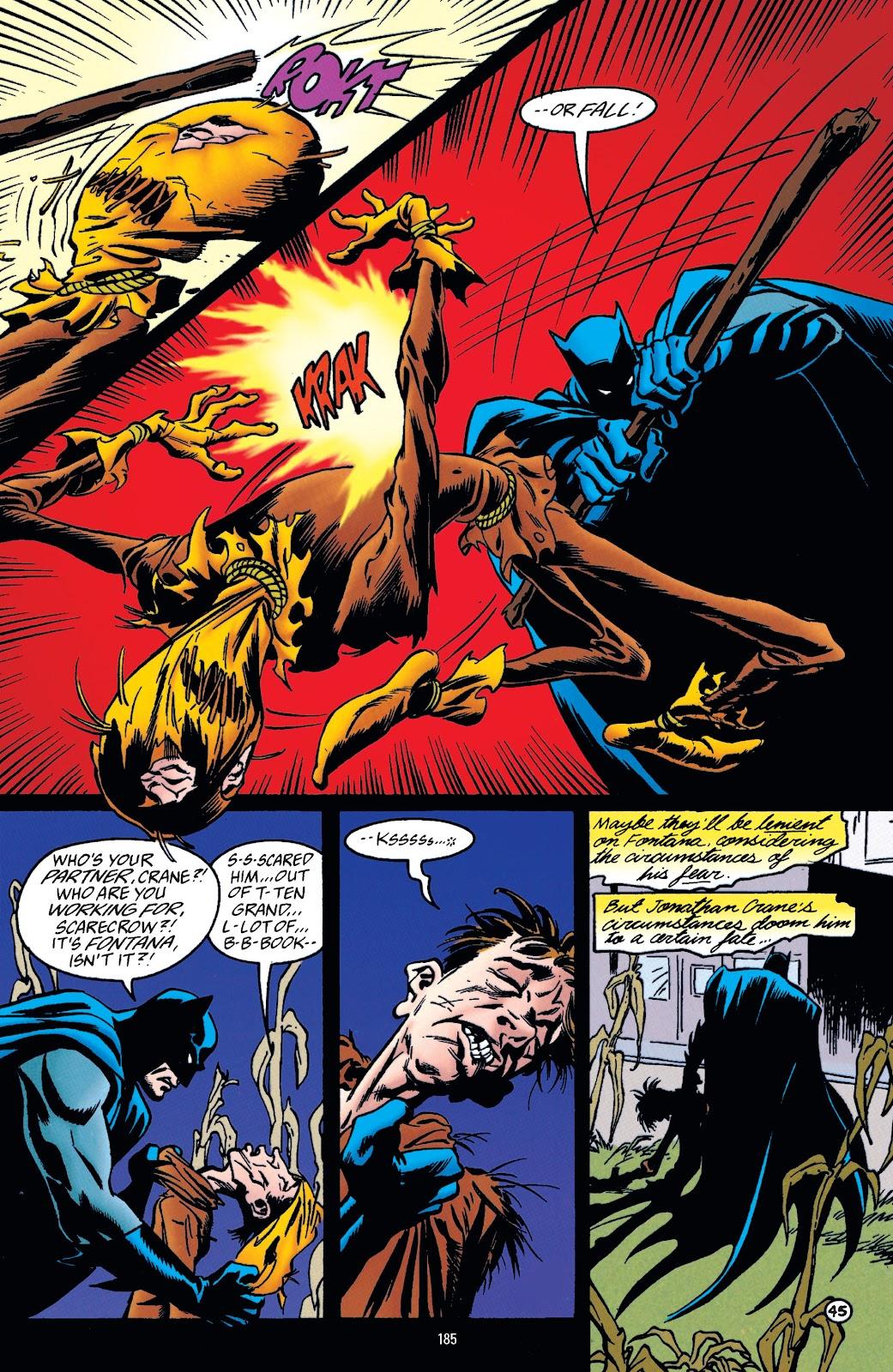 Read online Batman Arkham: Scarecrow comic -  Issue # TPB (Part 2) - 85