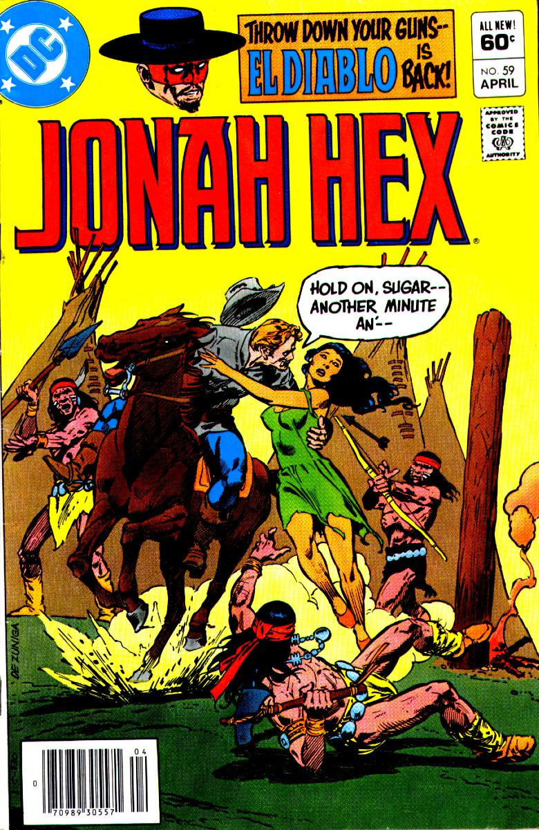 Jonah Hex (1977) 59 Page 1